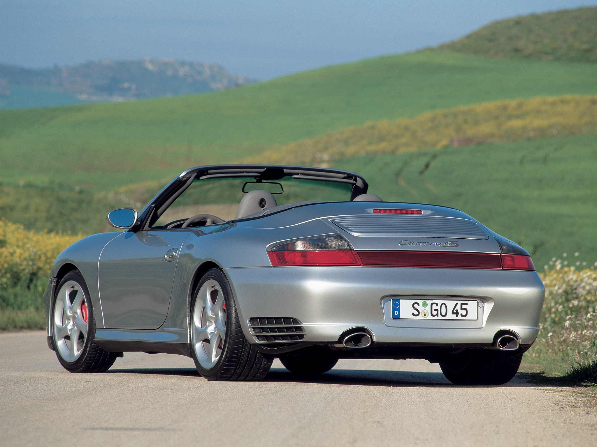 porsche 911 carrera 4s cabriolet 996 specs photos. Black Bedroom Furniture Sets. Home Design Ideas