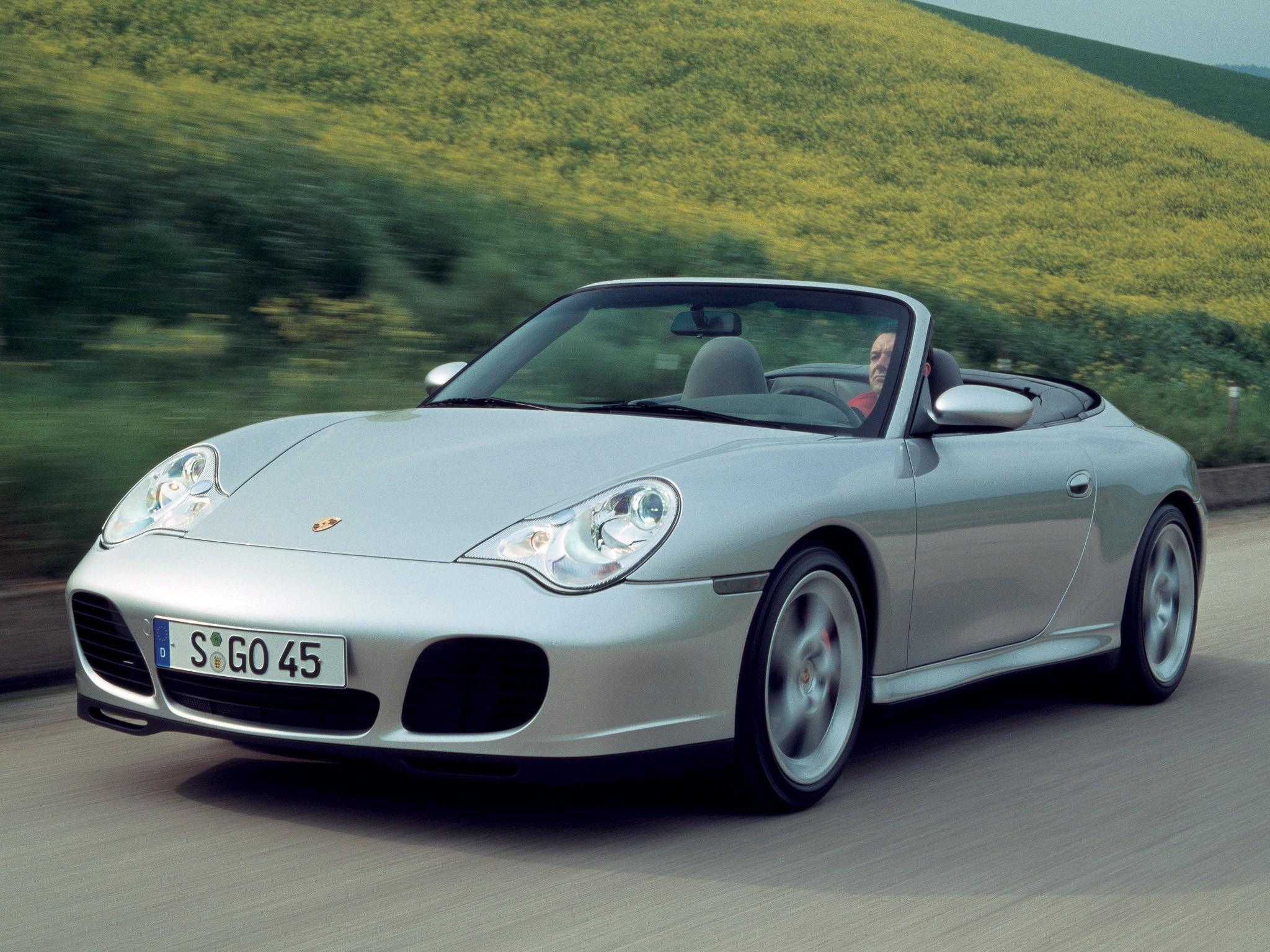 porsche 911 carrera 4s cabriolet 996 specs photos 2003 2004 2005 autoevolution. Black Bedroom Furniture Sets. Home Design Ideas