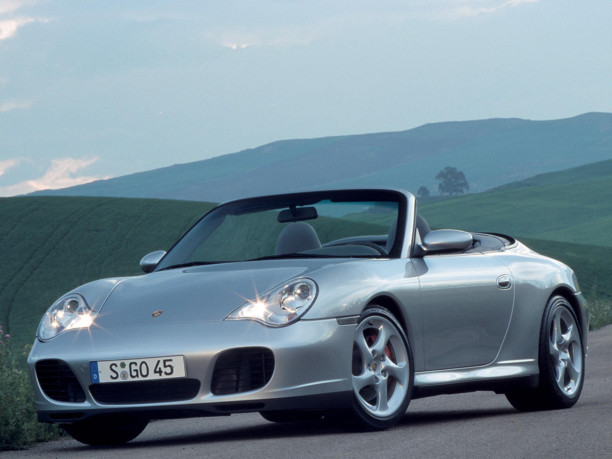 porsche 911 carrera 4s cabriolet 996 specs 2003 2004 2005 autoevolution. Black Bedroom Furniture Sets. Home Design Ideas