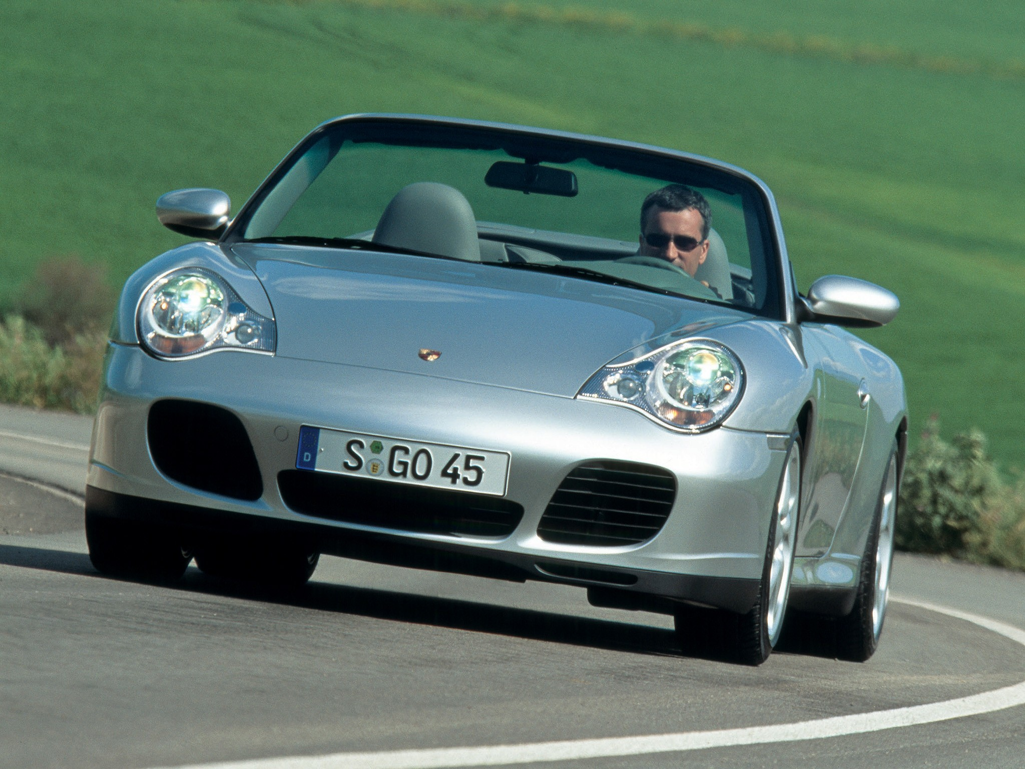 porsche 911 carrera 4s cabriolet 996 specs 2003 2004 2005