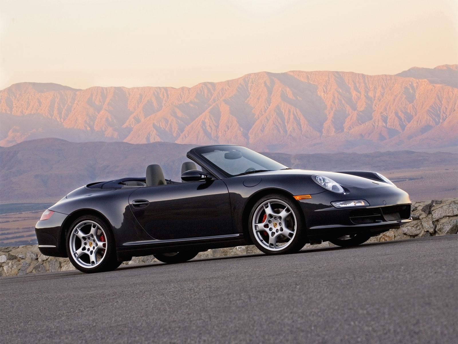 porsche 911 carrera 4s cabriolet 997 2005 2006 2007 2008 autoevolution. Black Bedroom Furniture Sets. Home Design Ideas