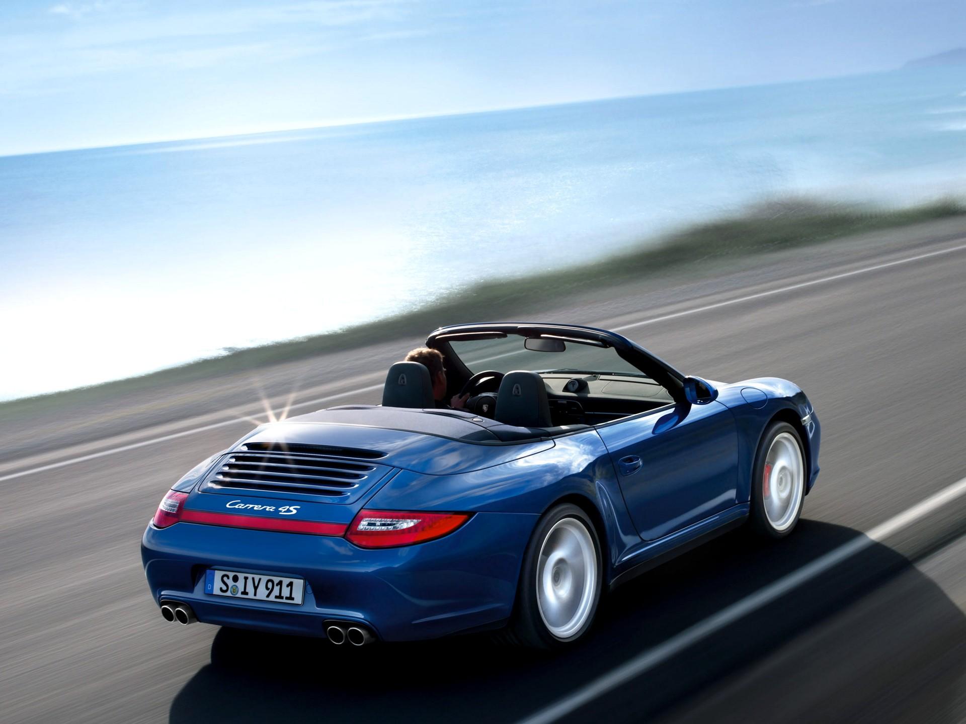 porsche 911 carrera 4s cabriolet 997 specs photos 2008 2009 2010 2011 2012 autoevolution. Black Bedroom Furniture Sets. Home Design Ideas