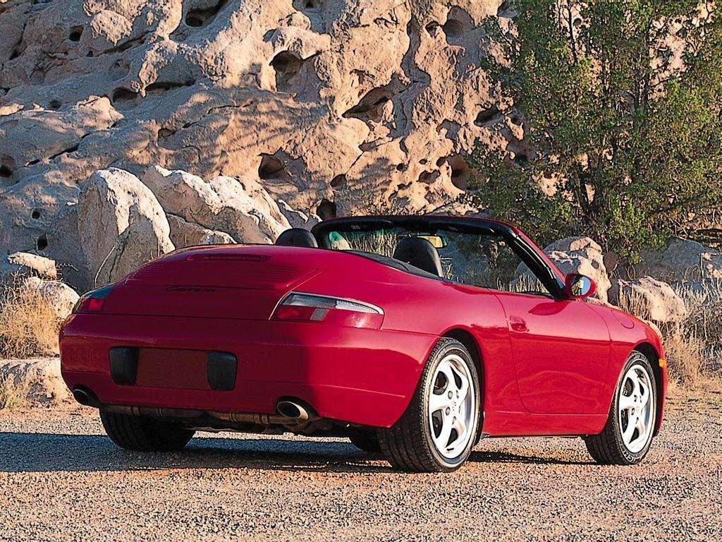porsche 911 carrera cabriolet 996 specs 1998 1999 2000 2001 autoevolution. Black Bedroom Furniture Sets. Home Design Ideas