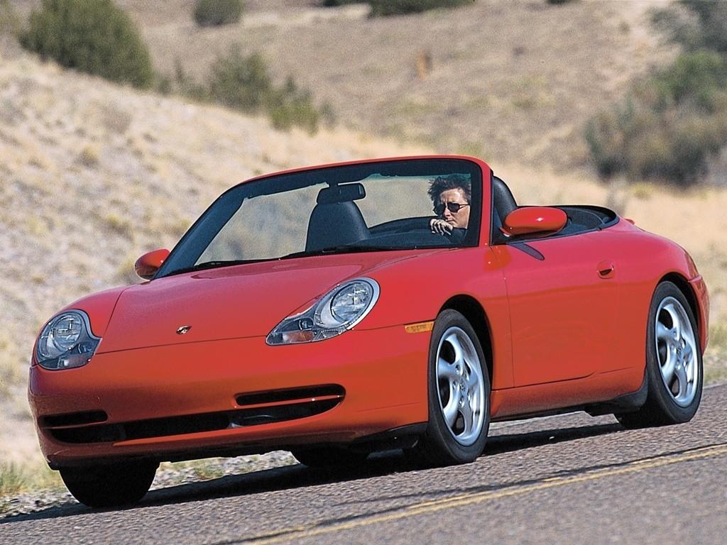 Porsche 996 Turbo >> PORSCHE 911 Carrera Cabriolet (996) specs & photos - 1998 ...