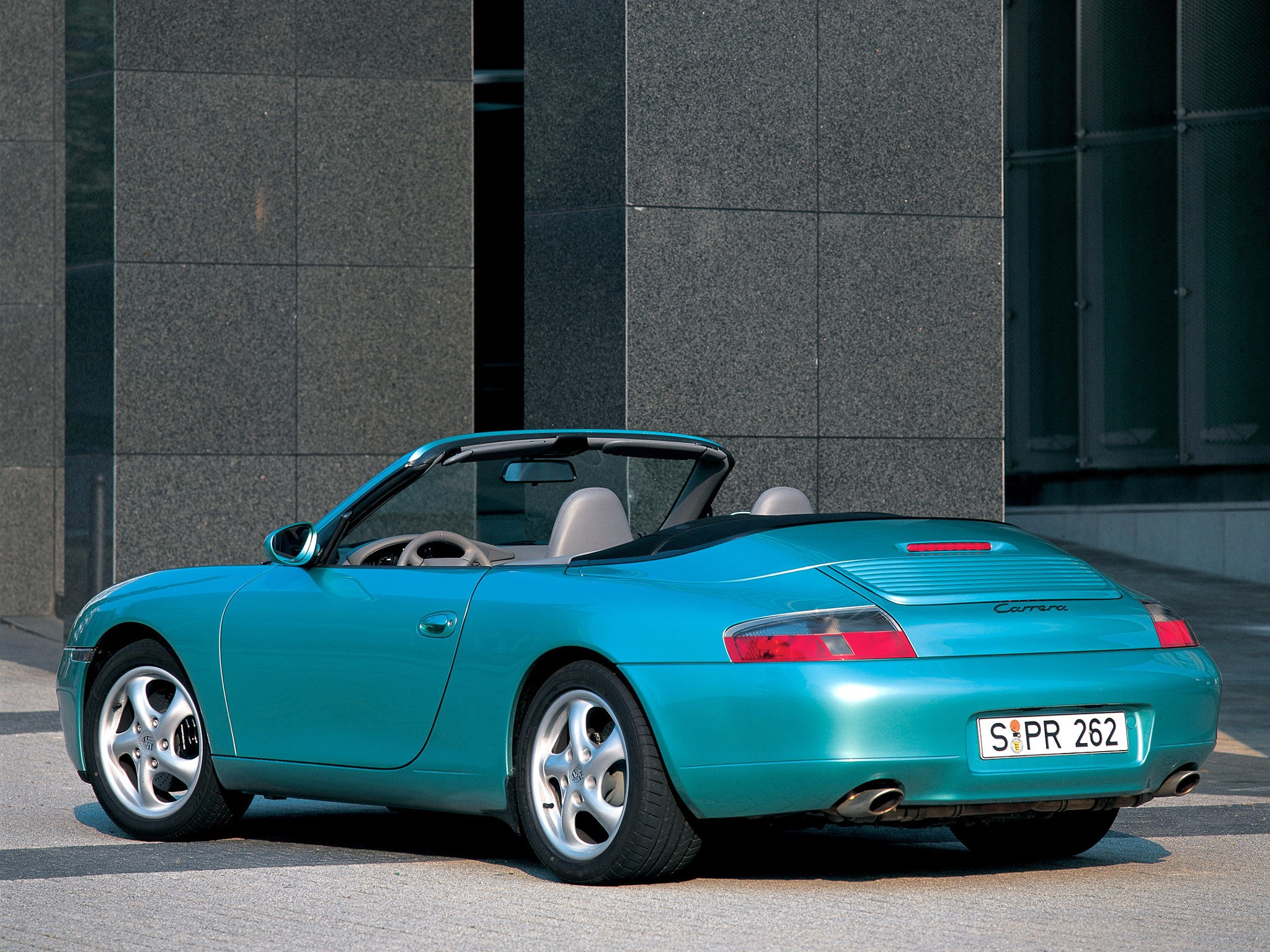 porsche 911 carrera cabriolet 996 1998 1999 2000. Black Bedroom Furniture Sets. Home Design Ideas