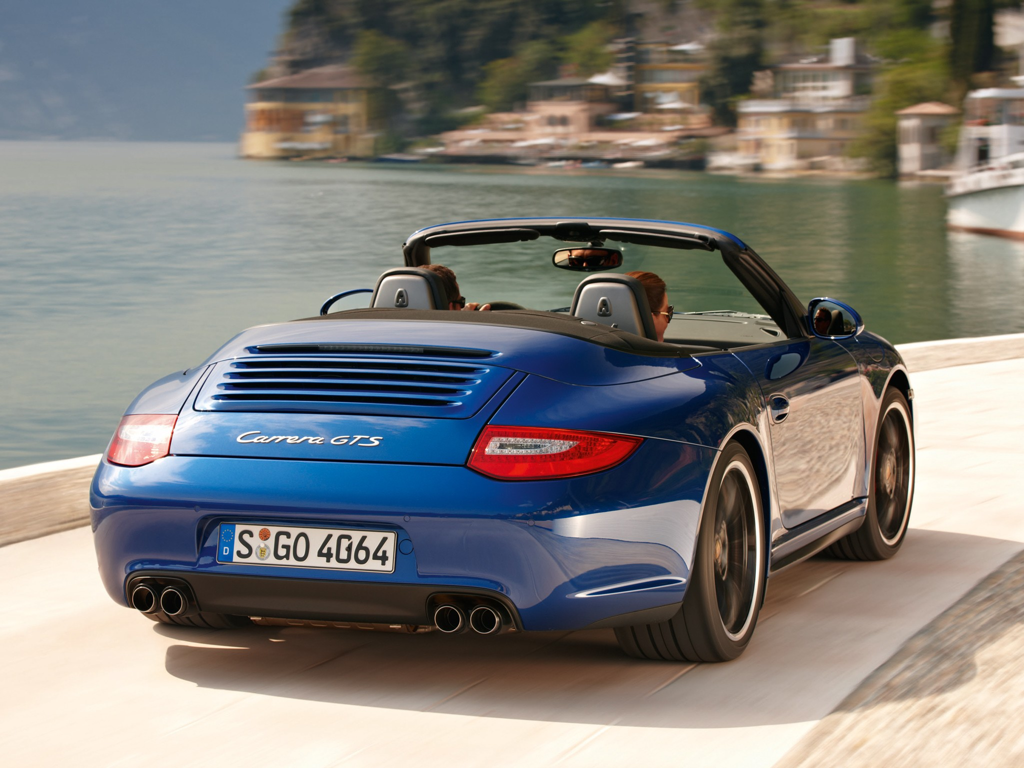 porsche 911 carrera gts cabriolet 997 2010 2011 autoevolution. Black Bedroom Furniture Sets. Home Design Ideas