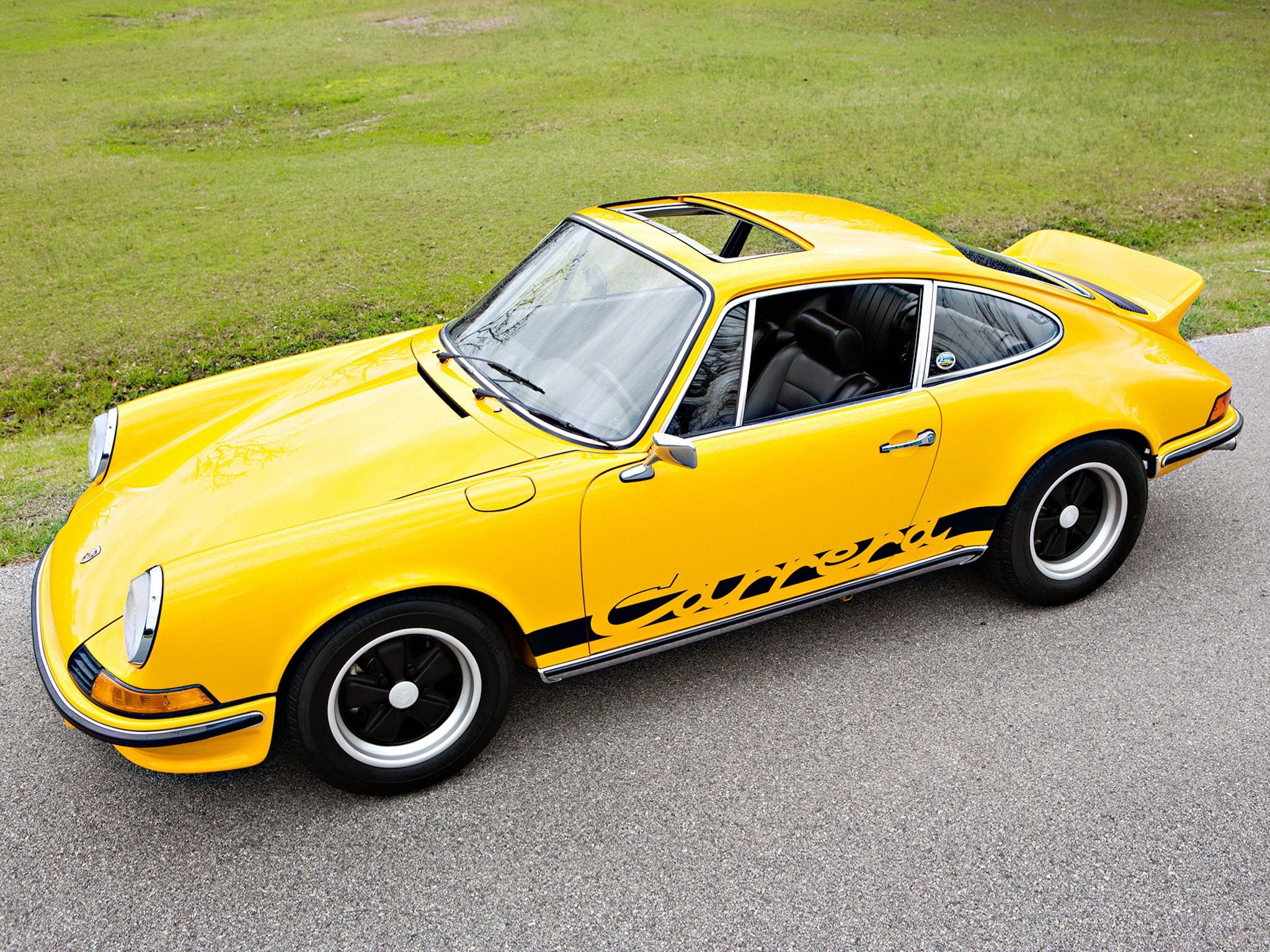 porsche 911 carrera rs 901 1972 1973 autoevolution. Black Bedroom Furniture Sets. Home Design Ideas