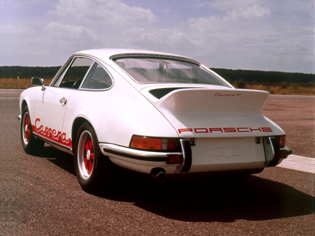 Porsche 911 carrera rs 901 specs 1972 1973 autoevolution porsche 911 carrera rs 901 1972 1973 vanachro Choice Image