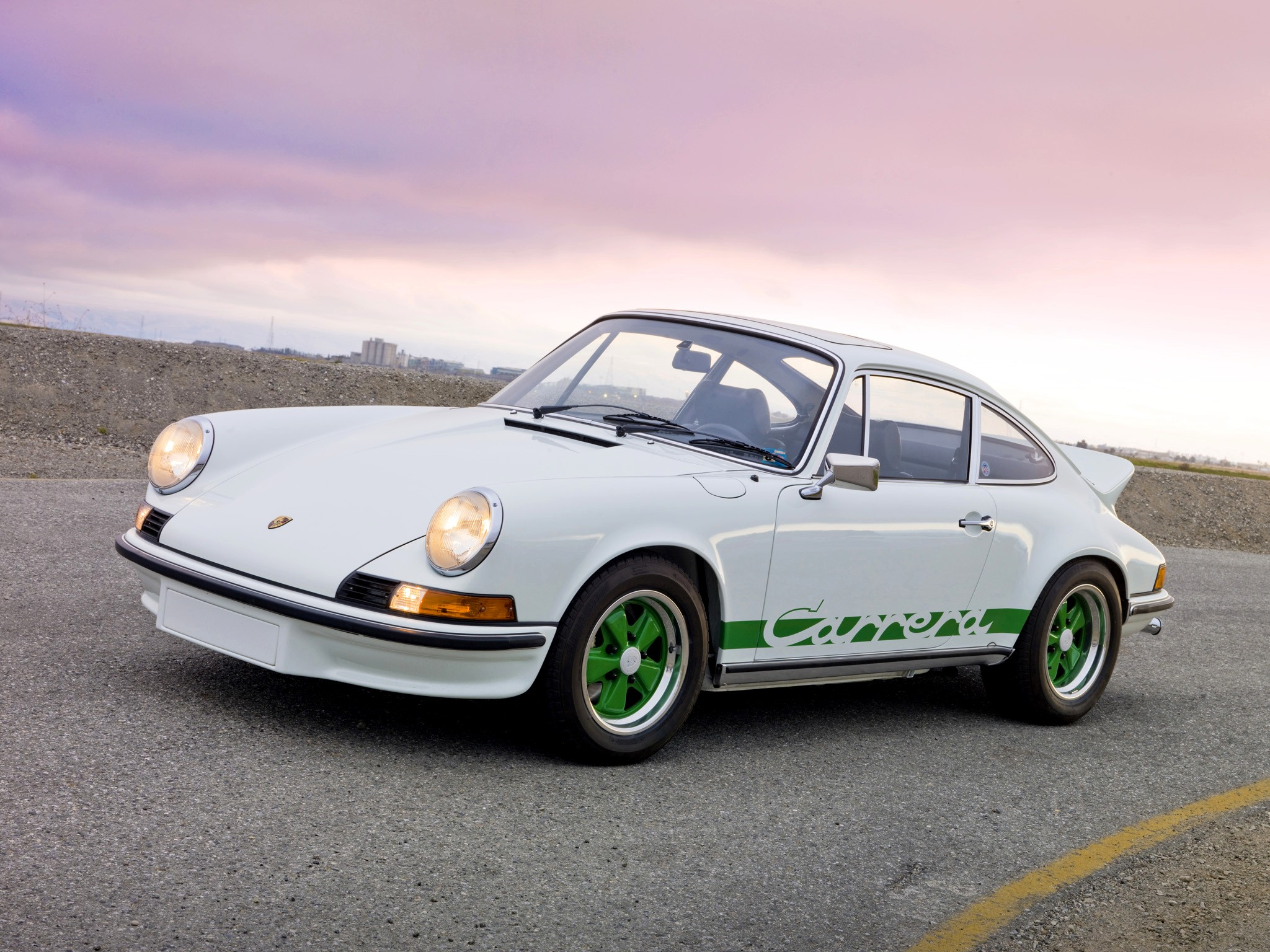 Porsche 911 Carrera Rs 901 1972 1973 Autoevolution