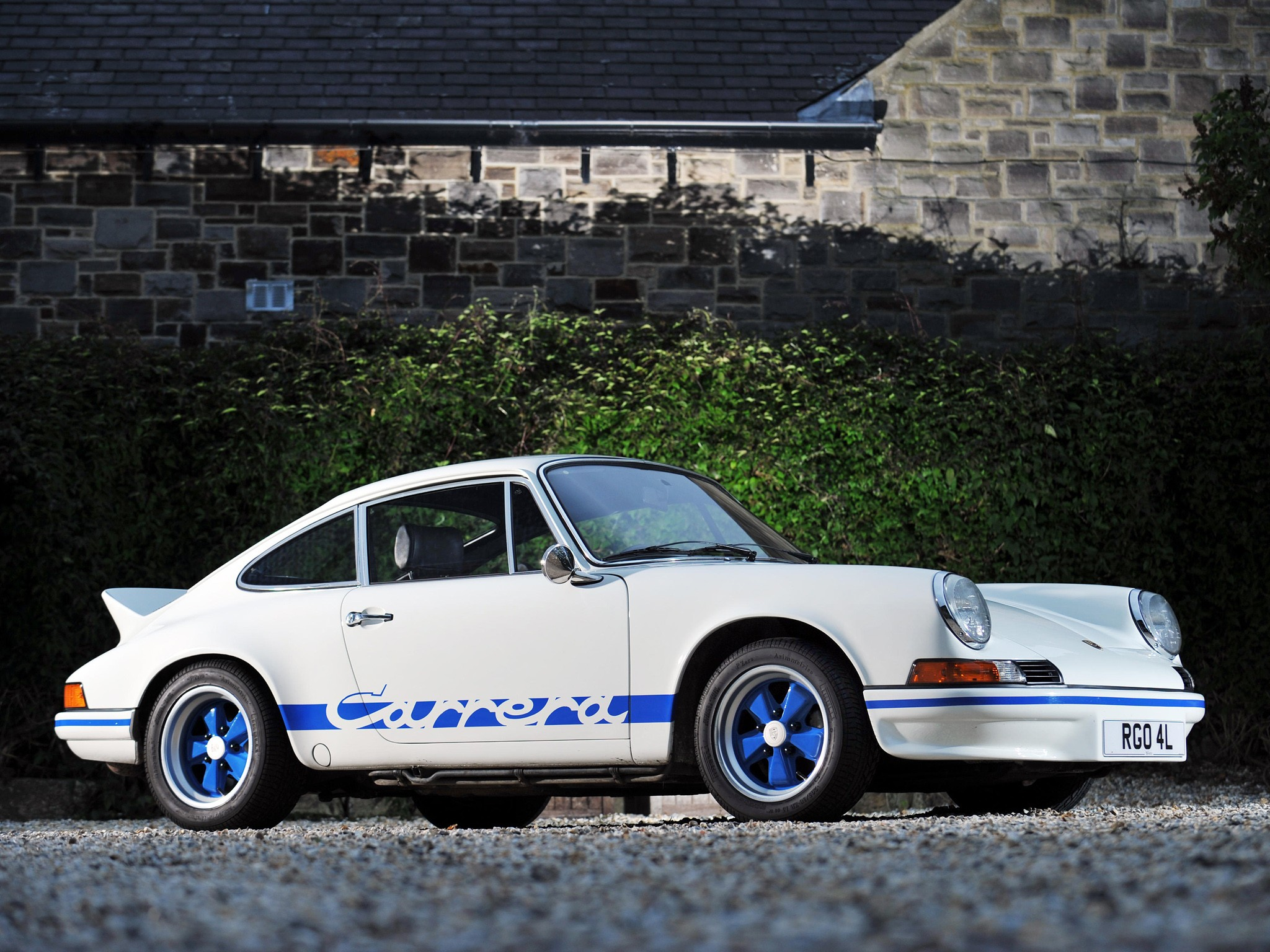 Porsche 911 Carrera Rs 901 Specs Amp Photos 1972 1973