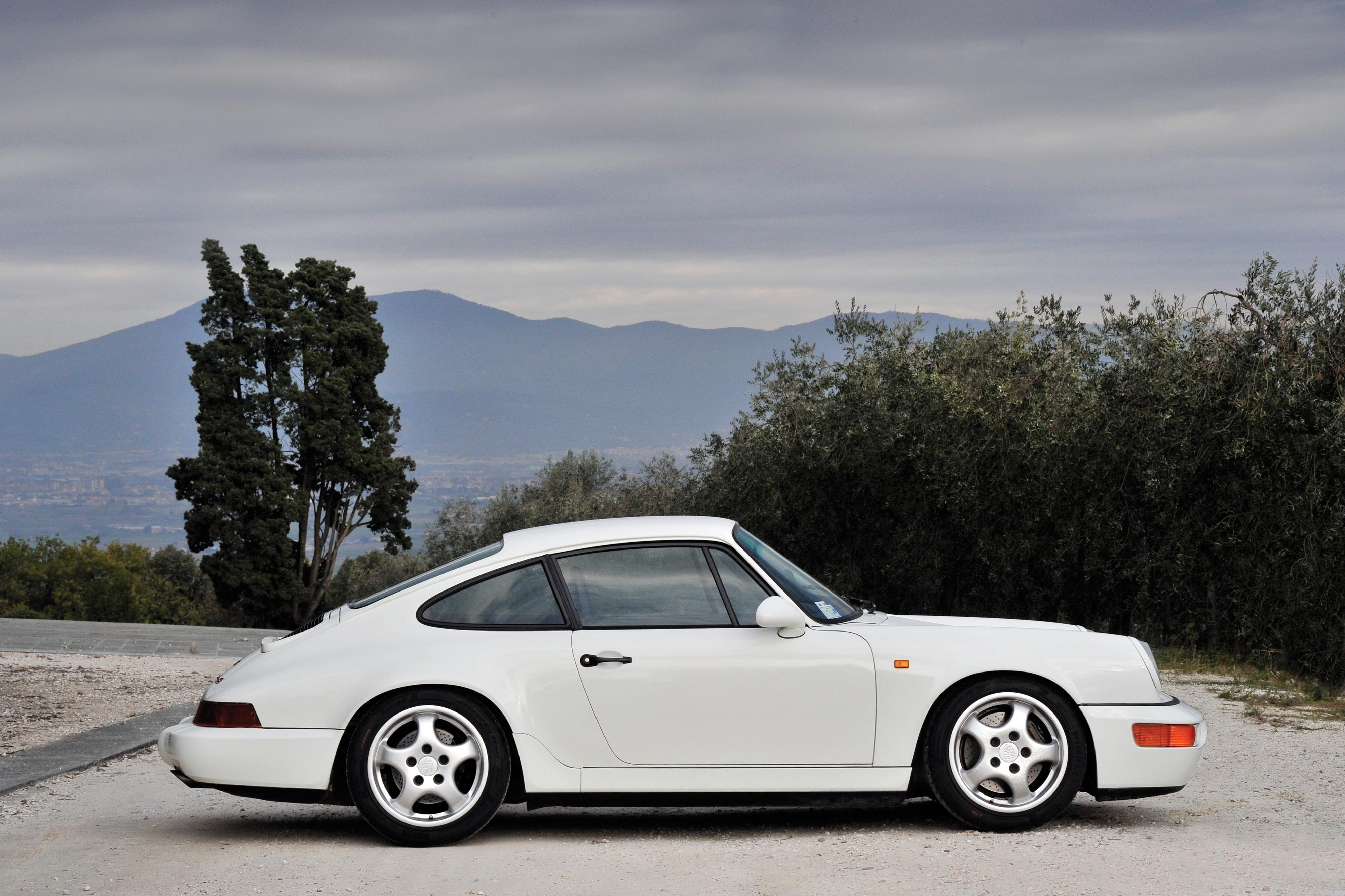 Porsche 911 Carrera Rs 964 Specs Amp Photos 1991 1992