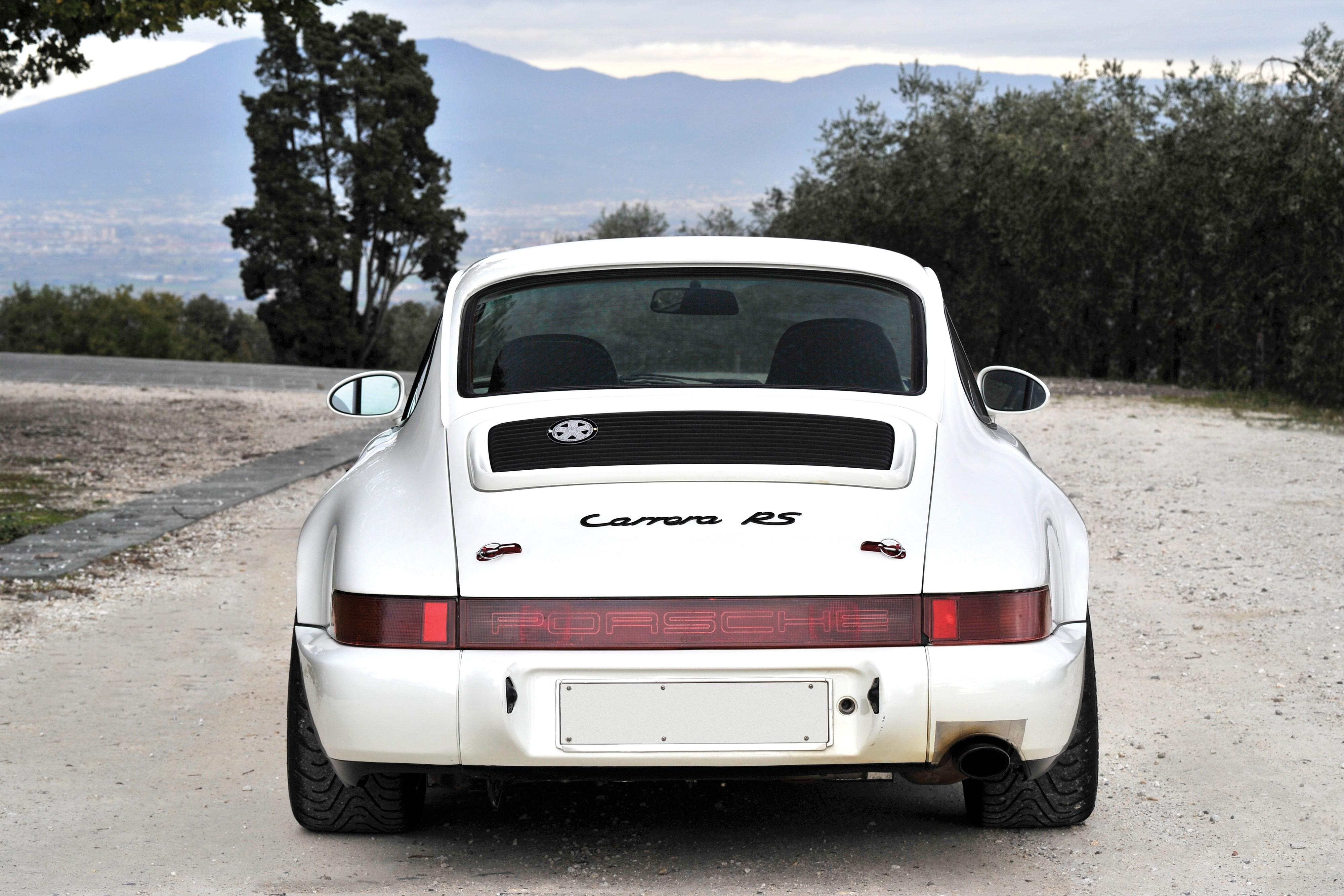 porsche rs carrera 911 964 1992 1991 sotheby rm autoevolution