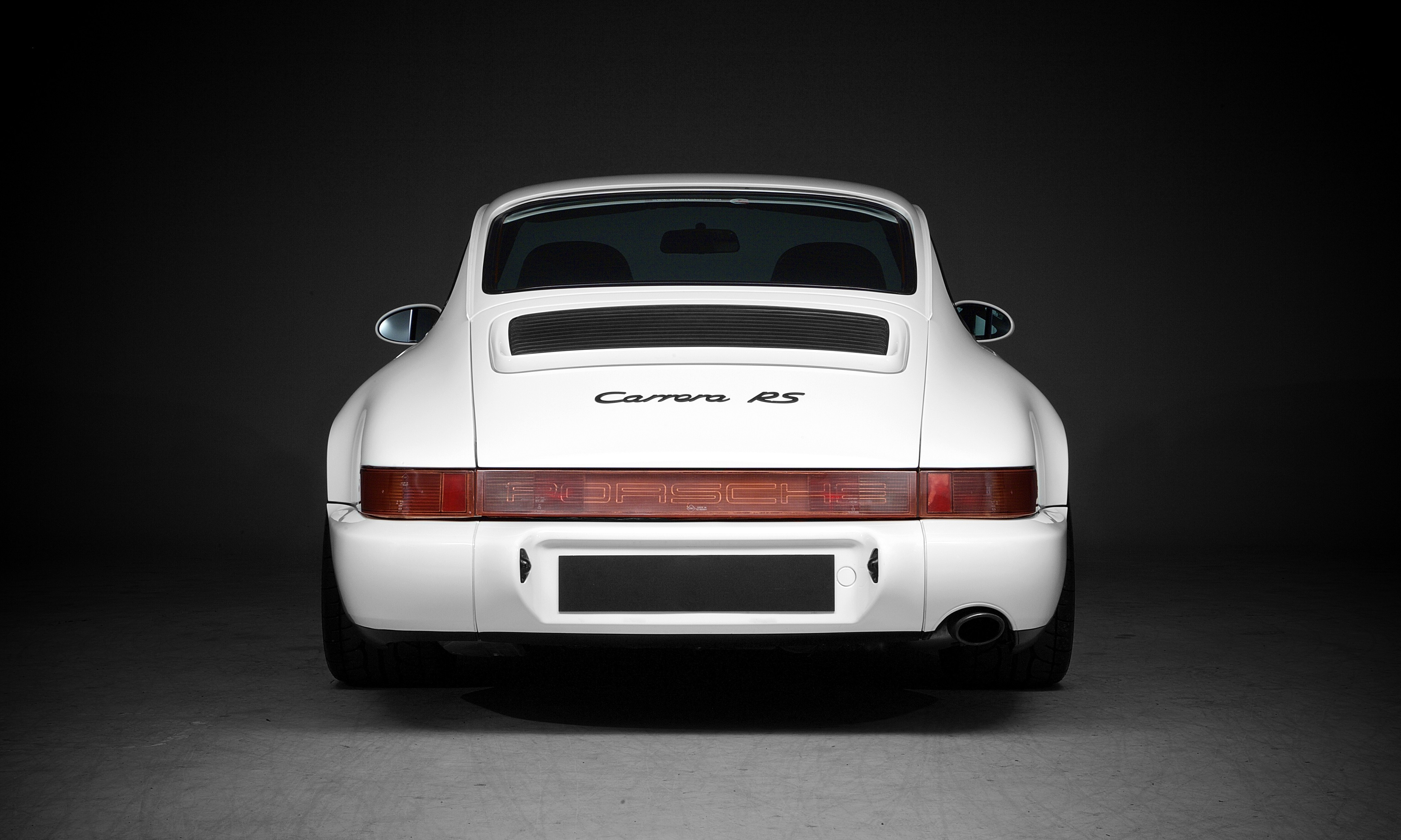 porsche 911 carrera rs 964 specs amp photos 1991 1992