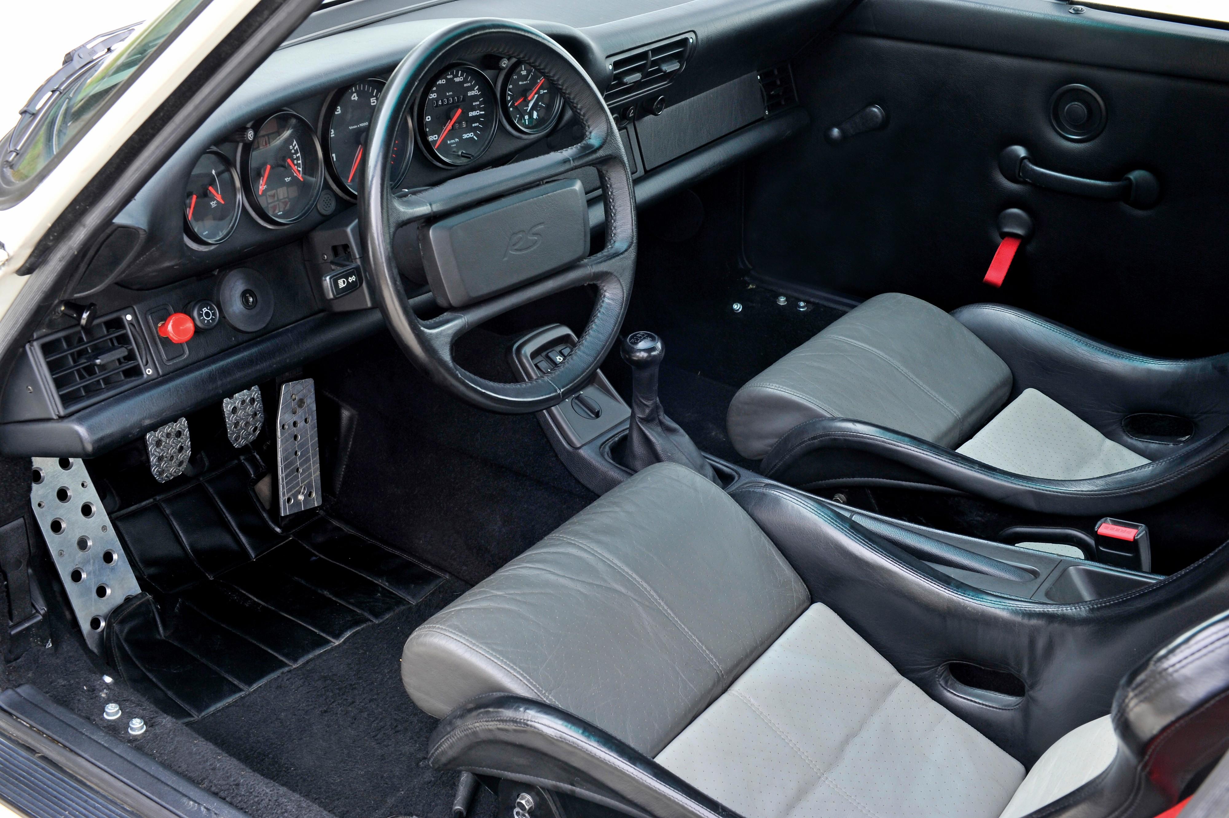 1991 Porsche 911 >> PORSCHE 911 Carrera RS (964) specs - 1991, 1992 - autoevolution