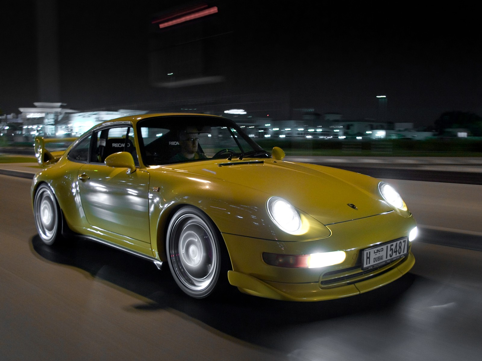 Porsche 911 Carrera Rs 993 Specs Amp Photos 1995 1996