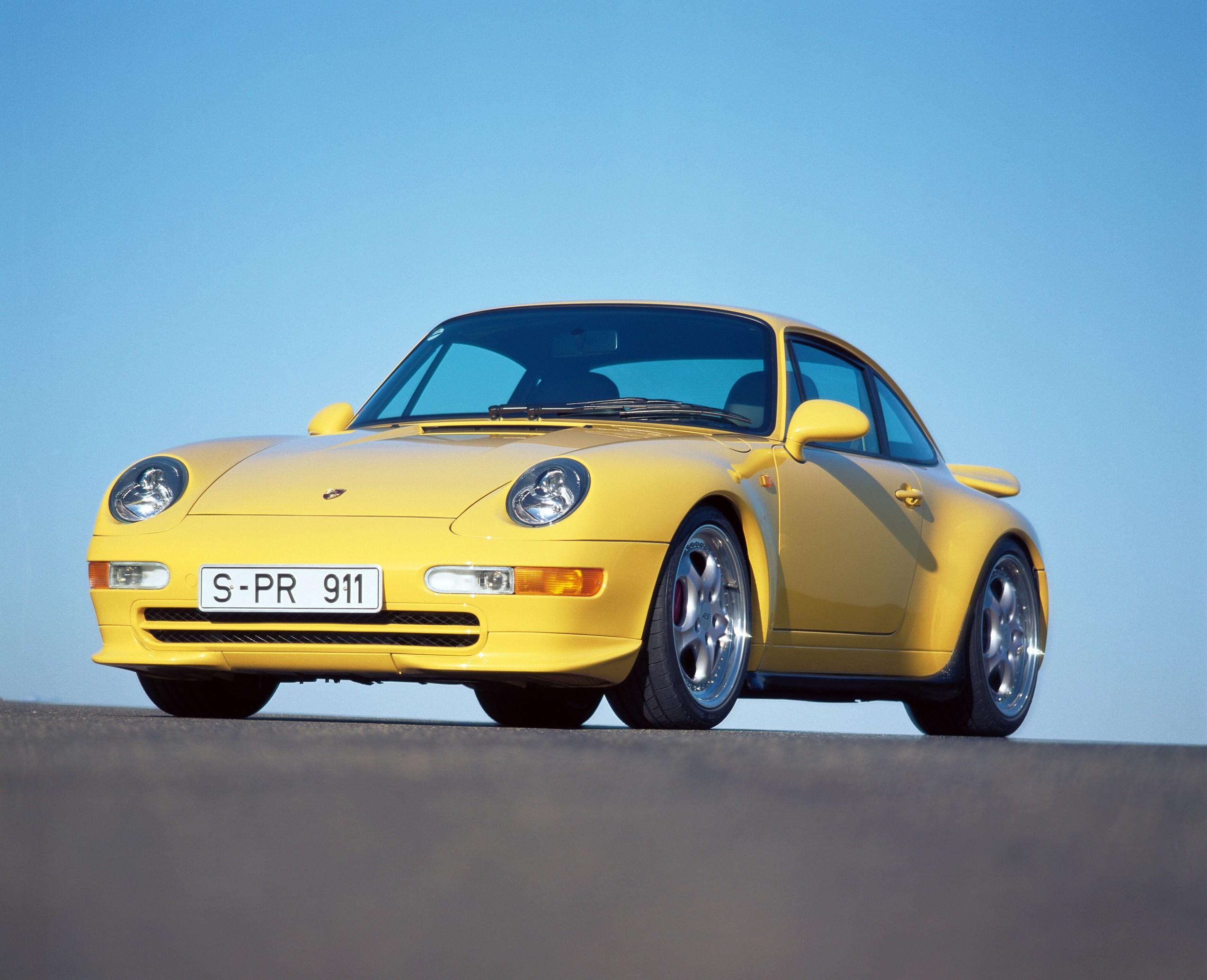 Porsche 911 Carrera Rs 993 Specs Photos 1995 1996 Autoevolution