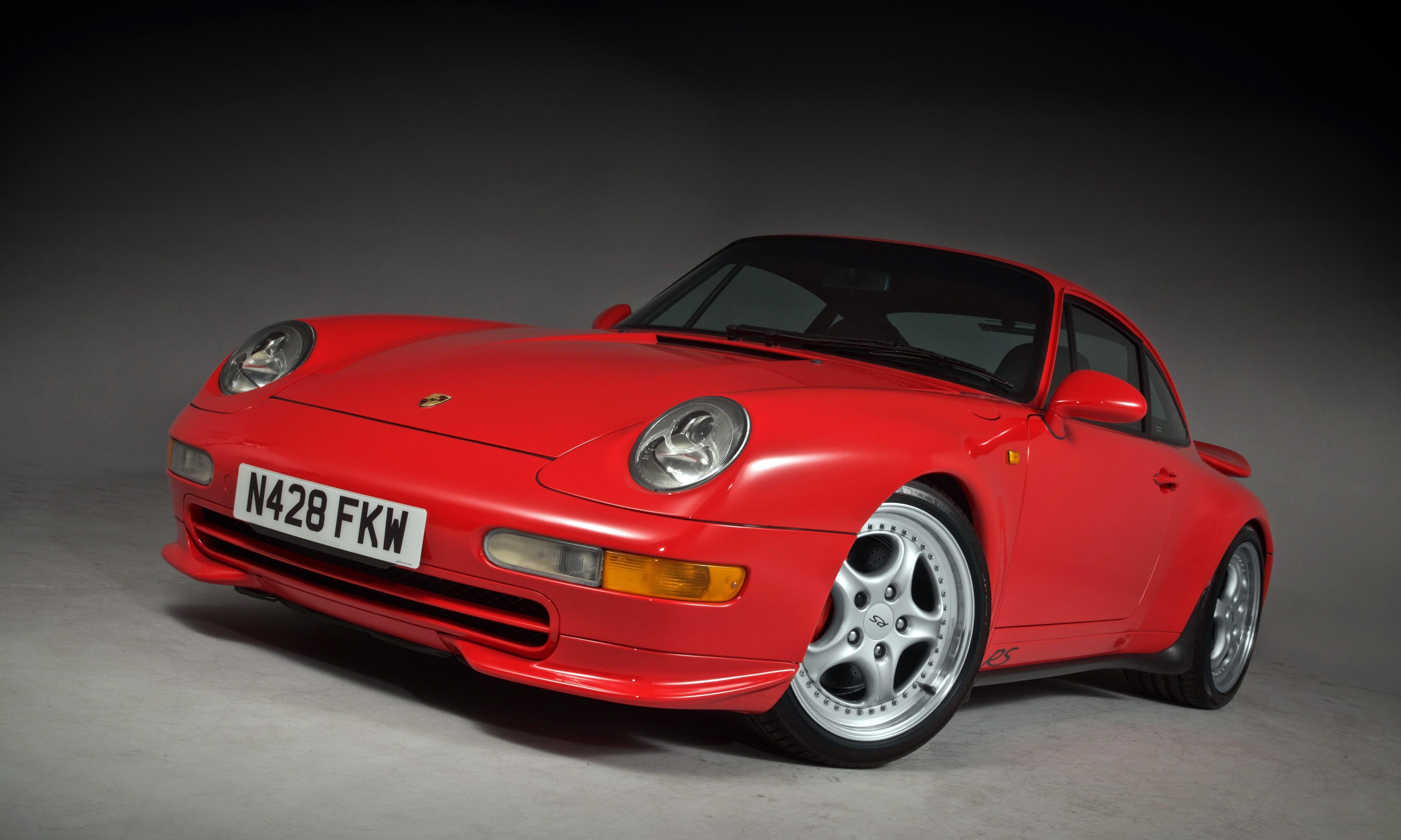 Porsche 911 Carrera Rs 993 1995 1996 Autoevolution