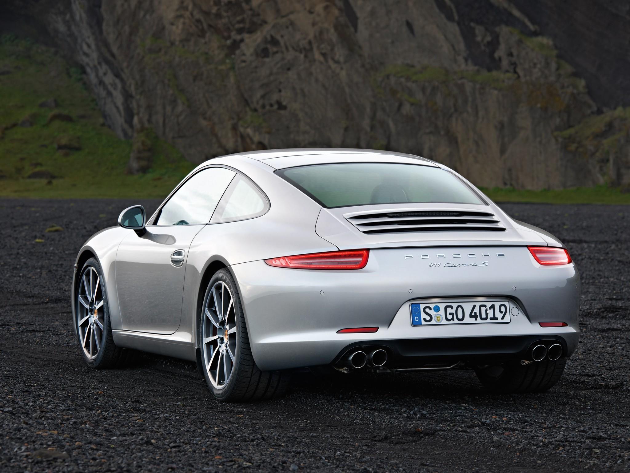 Porsche 911 Carrera S 991 Specs 2012 2013 2014 2015