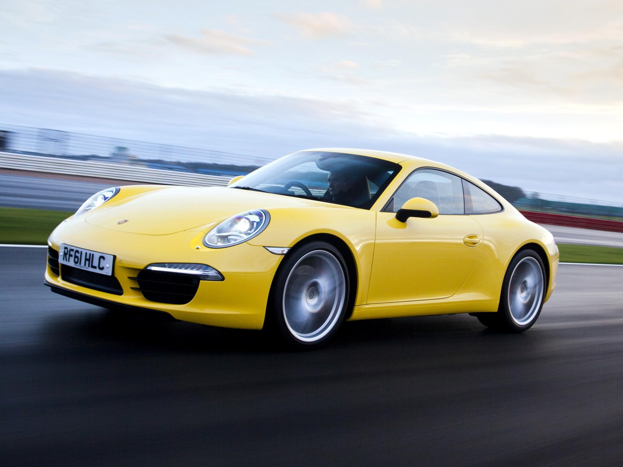 Porsche 911 Carrera S 991 Specs Amp Photos 2012 2013