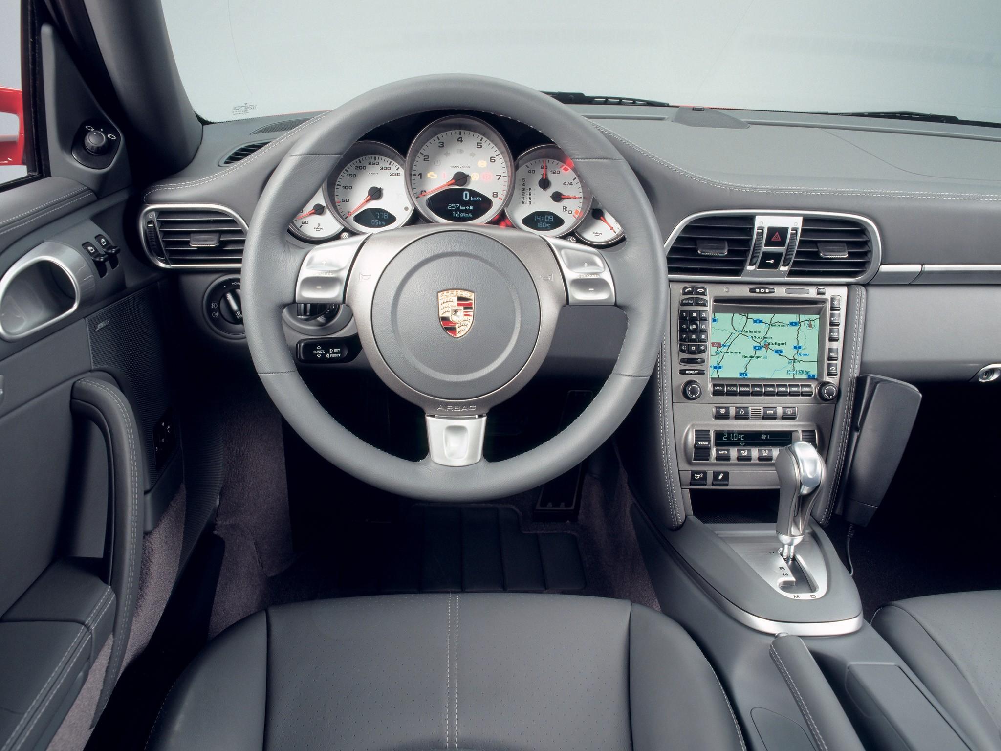 PORSCHE 911 Carrera S (997) specs & photos - 2004, 2005 ...