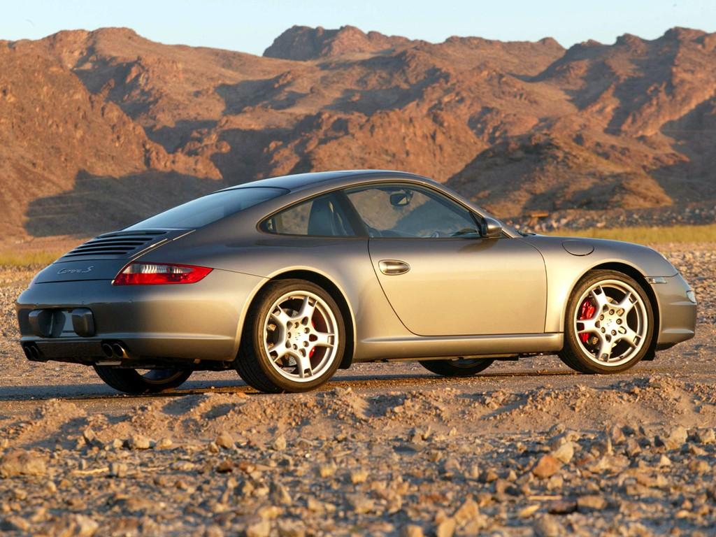 Porsche 911 Carrera S 997 Specs Amp Photos 2004 2005