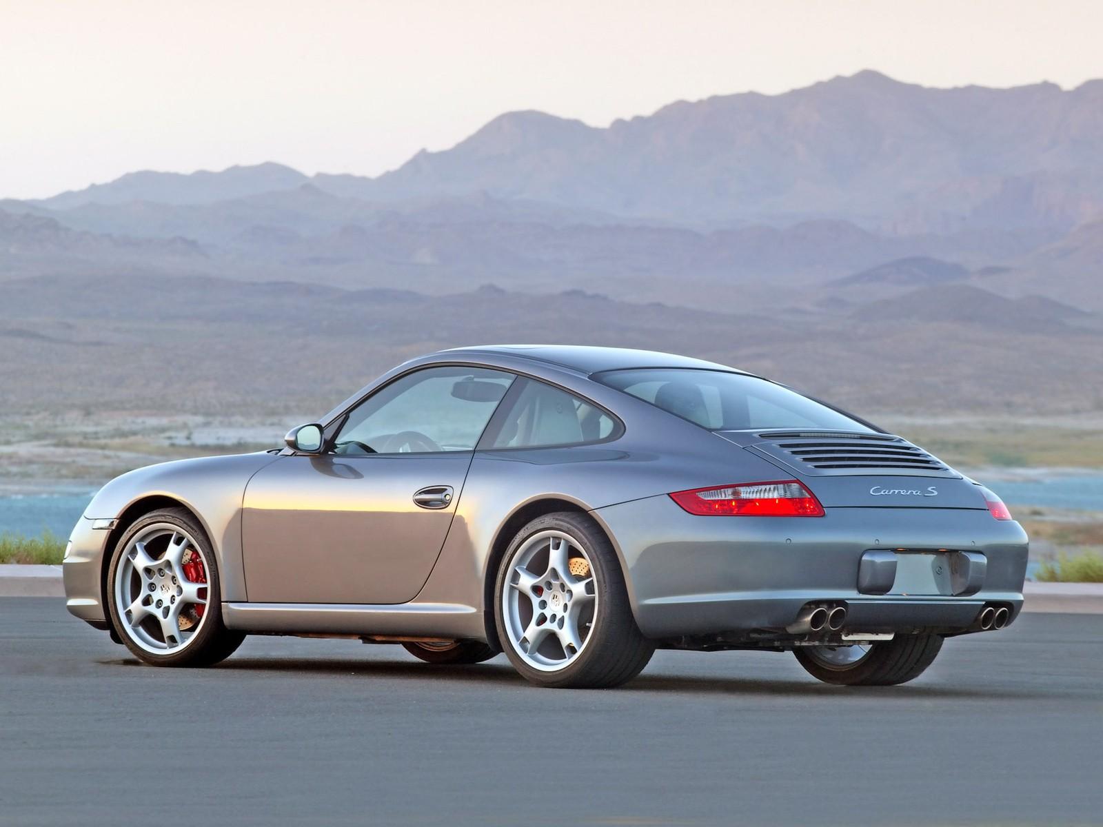 2010 Porsche 911 Carrera S photo - 2