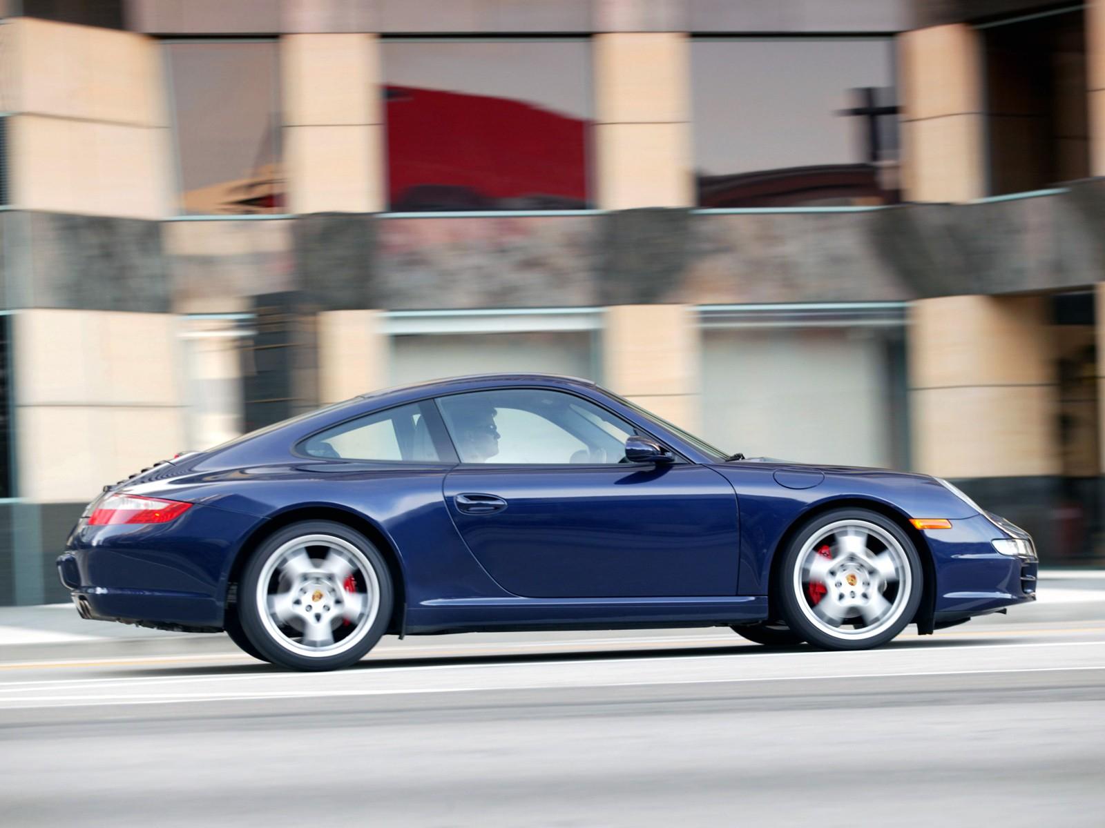 Porsche 911 Carrera S 997 2004 2008