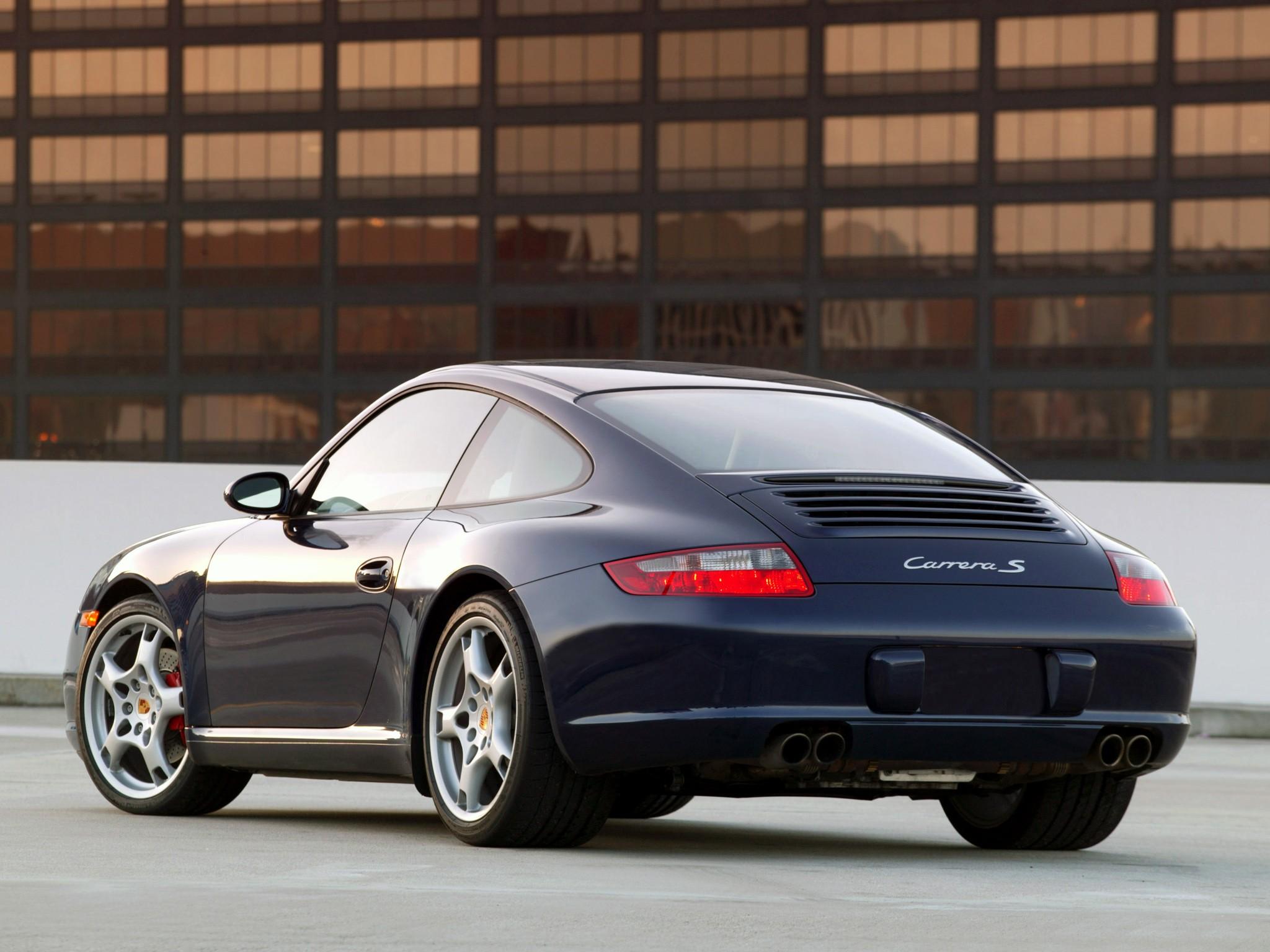Porsche 911 Carrera S 997 Specs 2004 2005 2006 2007