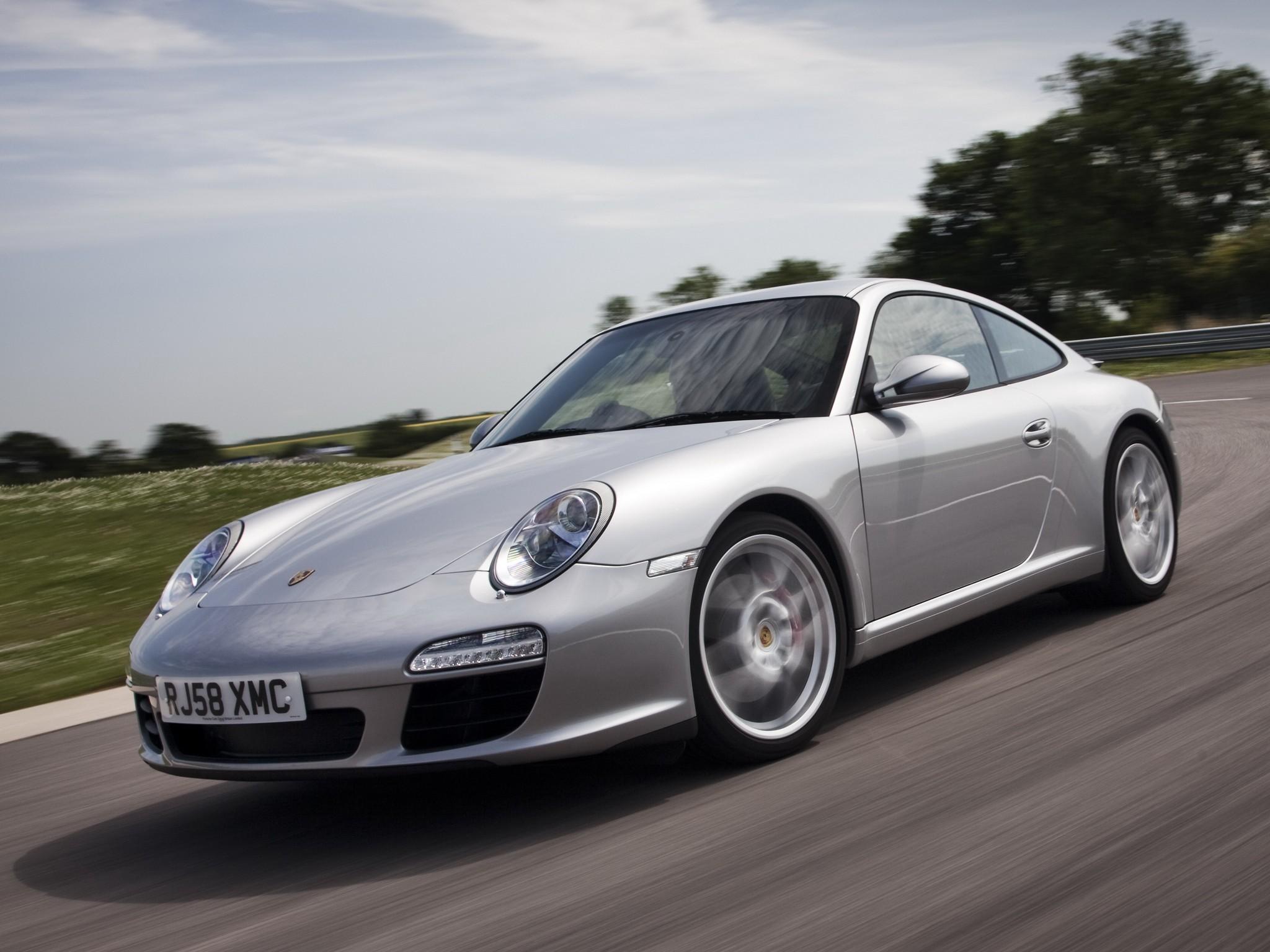 Porsche 911 Carrera S 997 Specs Amp Photos 2008 2009