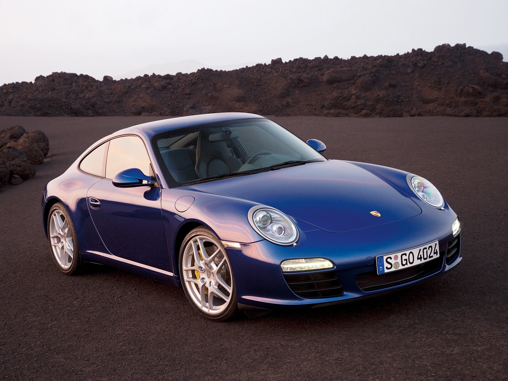 Porsche 911 Carrera S 997 Specs Amp Photos 2008 2009