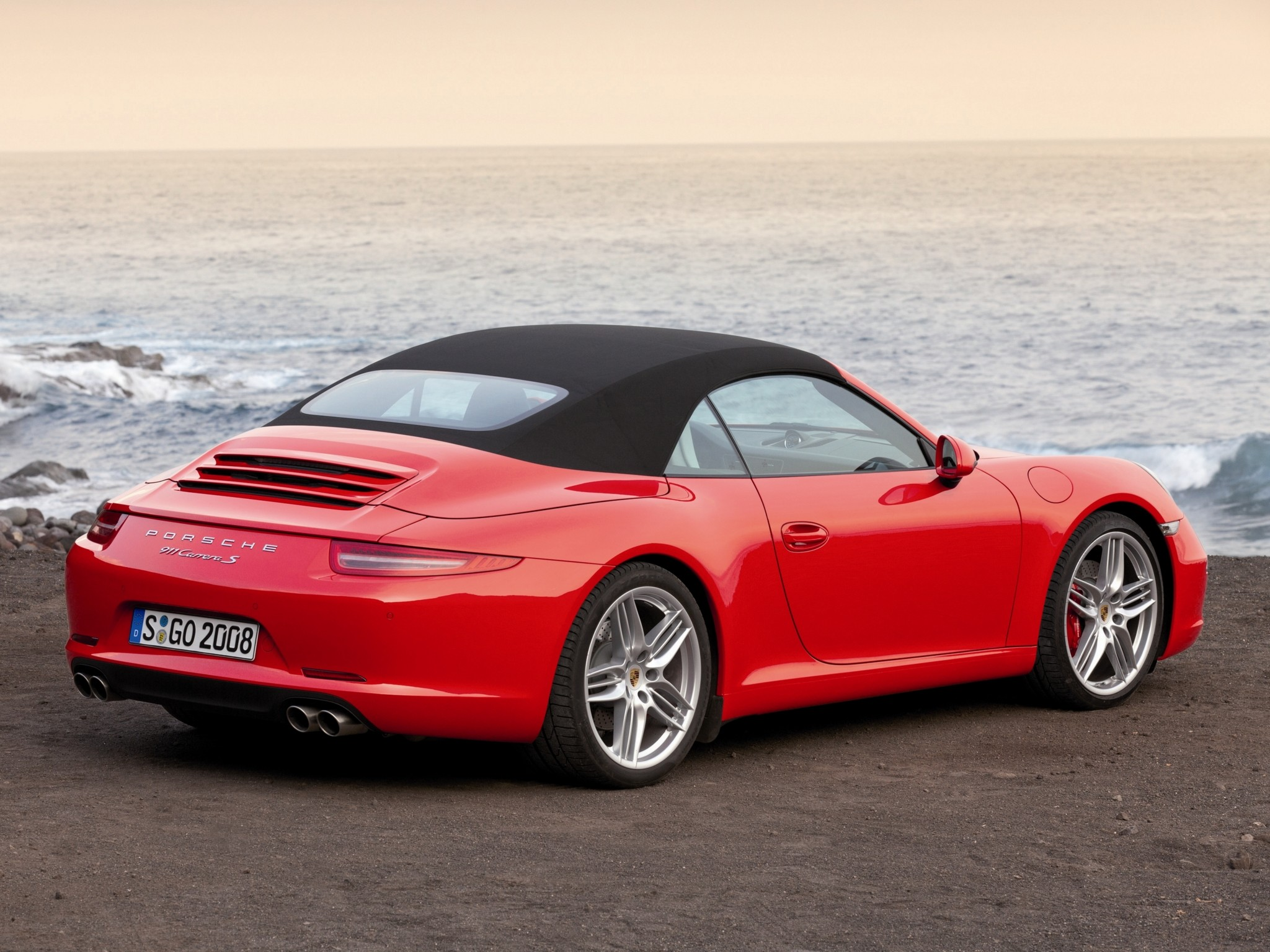 porsche 911 carrera s cabriolet 991 2012 2013 2014 2015 autoevolution. Black Bedroom Furniture Sets. Home Design Ideas