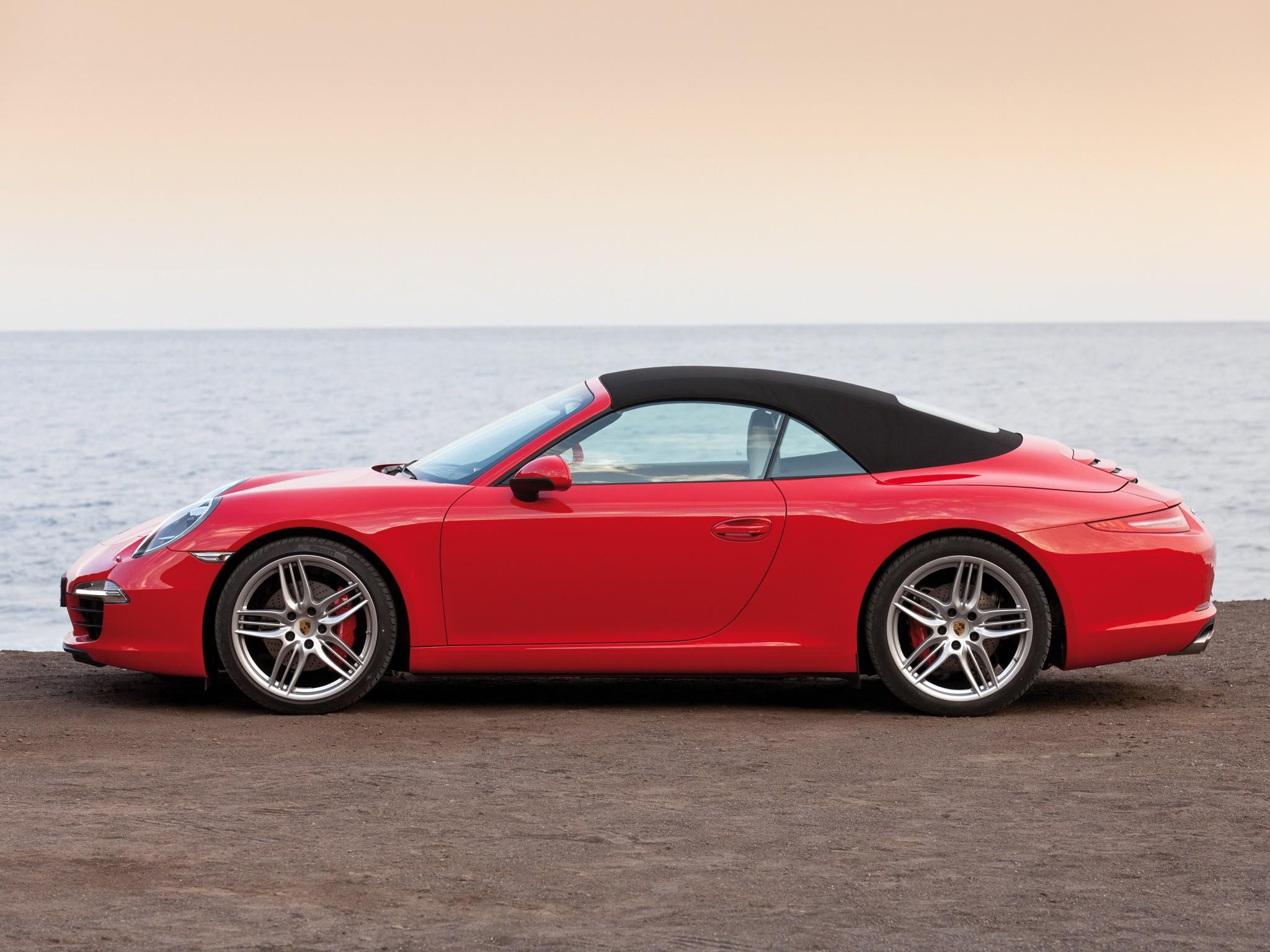 Porsche 911 Carrera S Cabriolet 991 2012 2013 2014