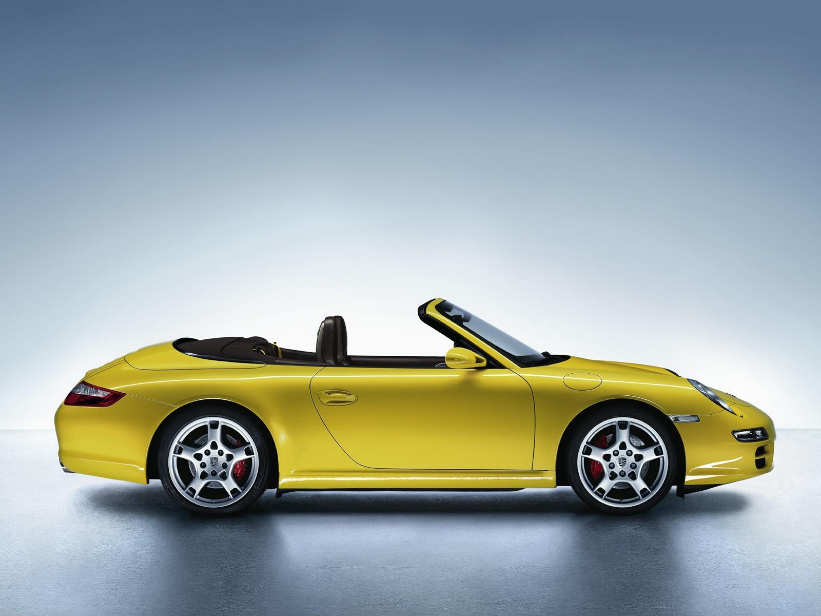 PORSCHE 911 Carrera S Cabriolet 997  2005, 2006, 2007, 2008