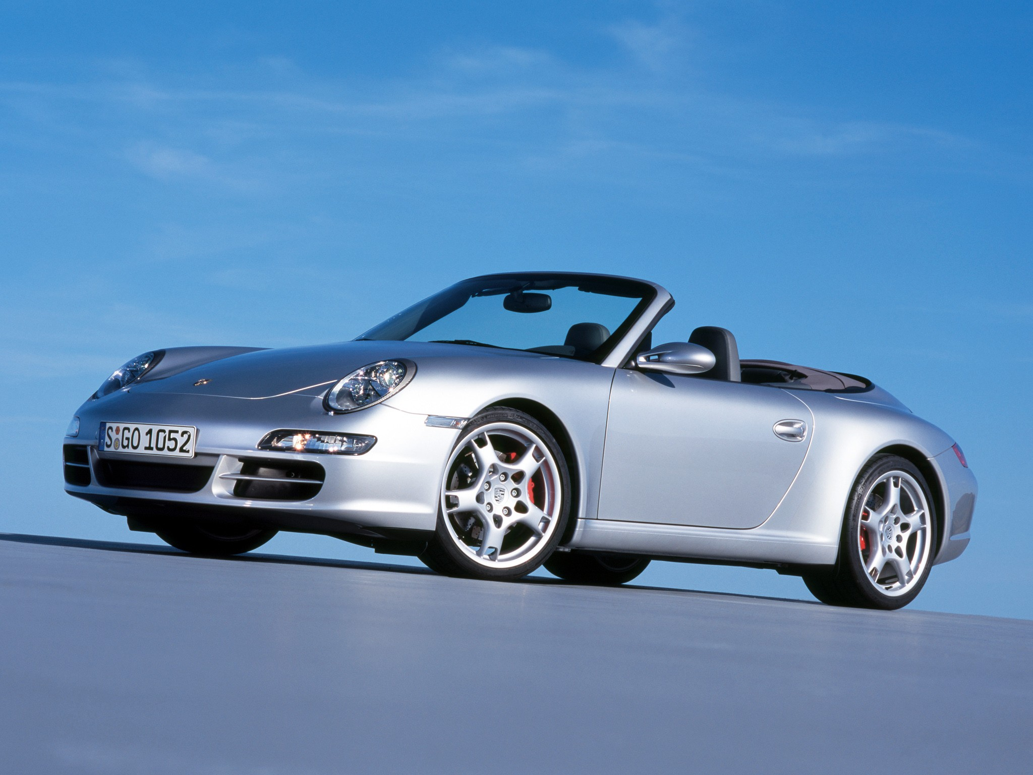Porsche 911 Carrera S Cabriolet 997 Specs Amp Photos