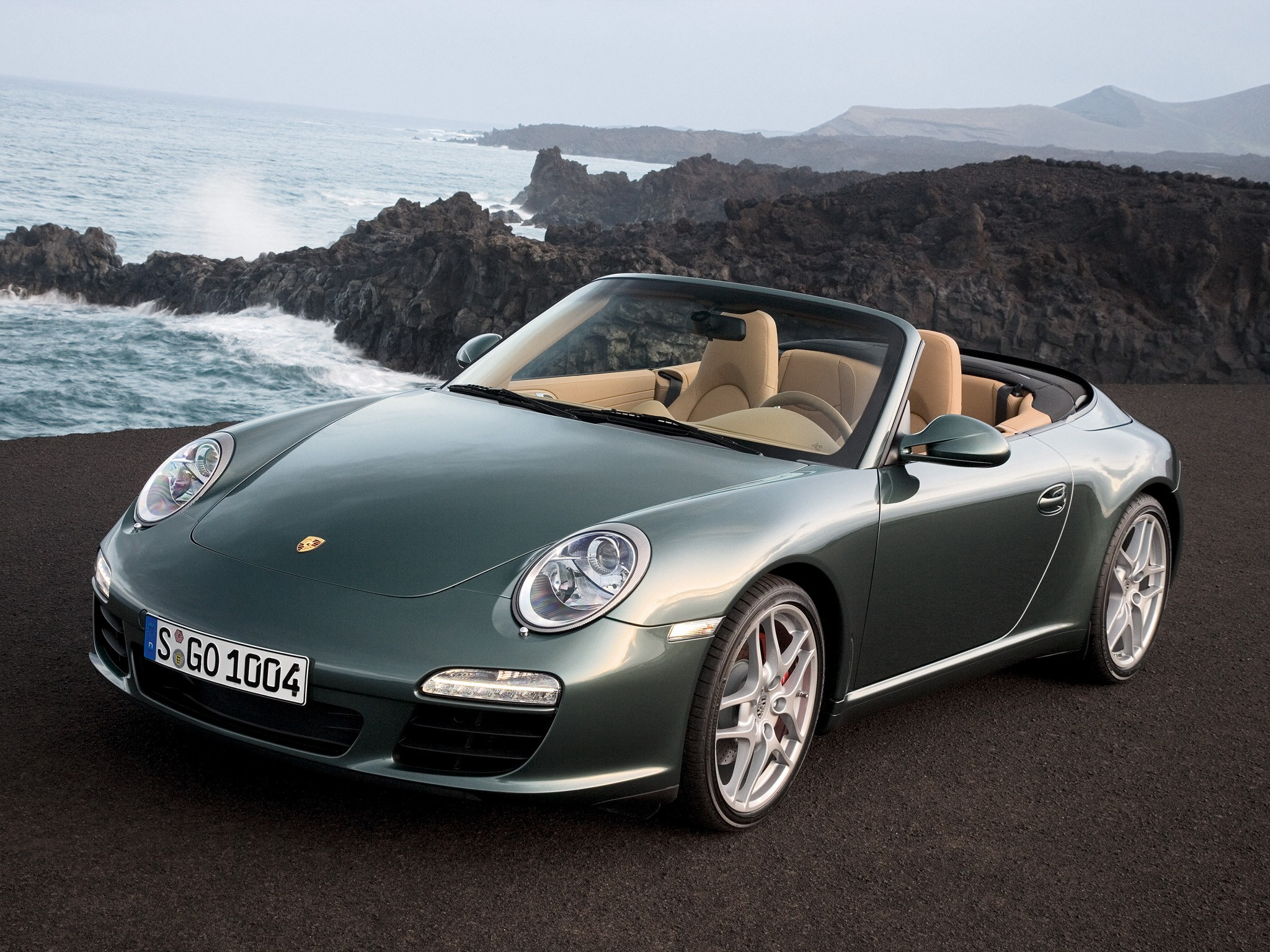 porsche 911 carrera s cabriolet 997 specs 2008 2009 2010 2011 autoevolution. Black Bedroom Furniture Sets. Home Design Ideas