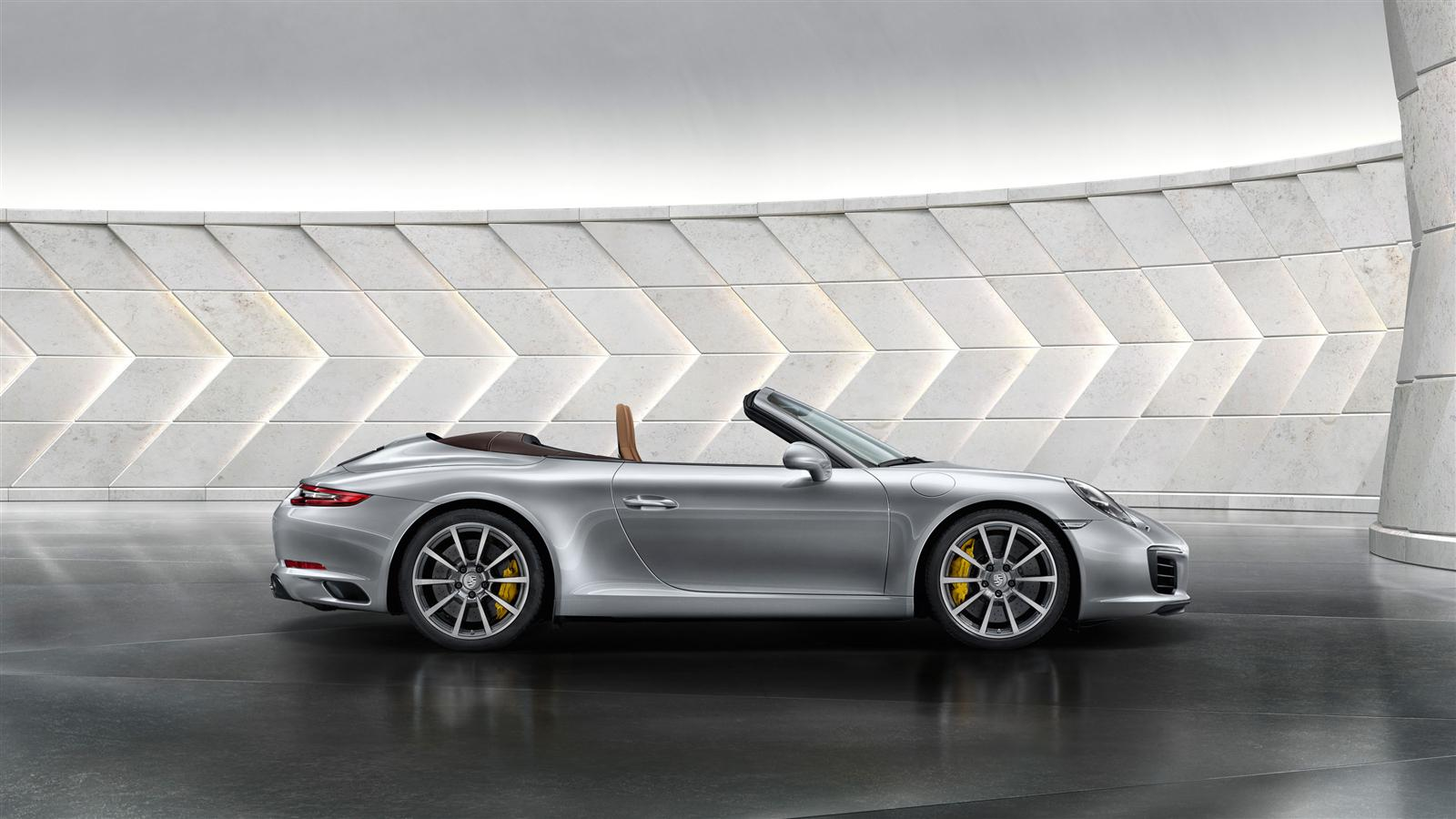 porsche 911 carrera s cabriolet 2015 2016 autoevolution. Black Bedroom Furniture Sets. Home Design Ideas