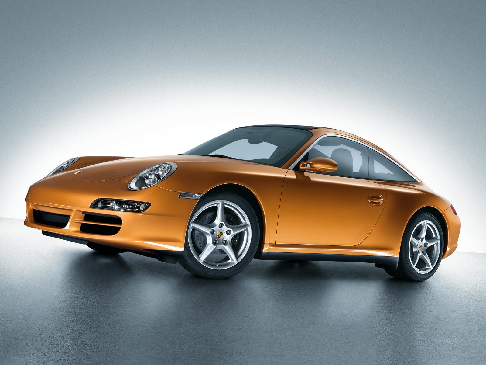 Porsche 911 Carrera Targa 4 997 2006 2007 2008