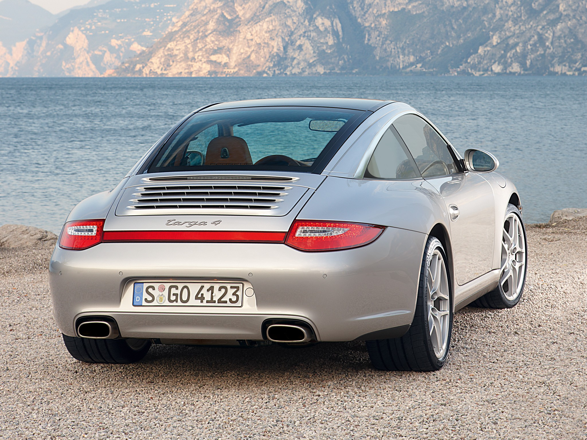 Porsche 911 Carrera Targa 4 997 Specs Amp Photos 2008