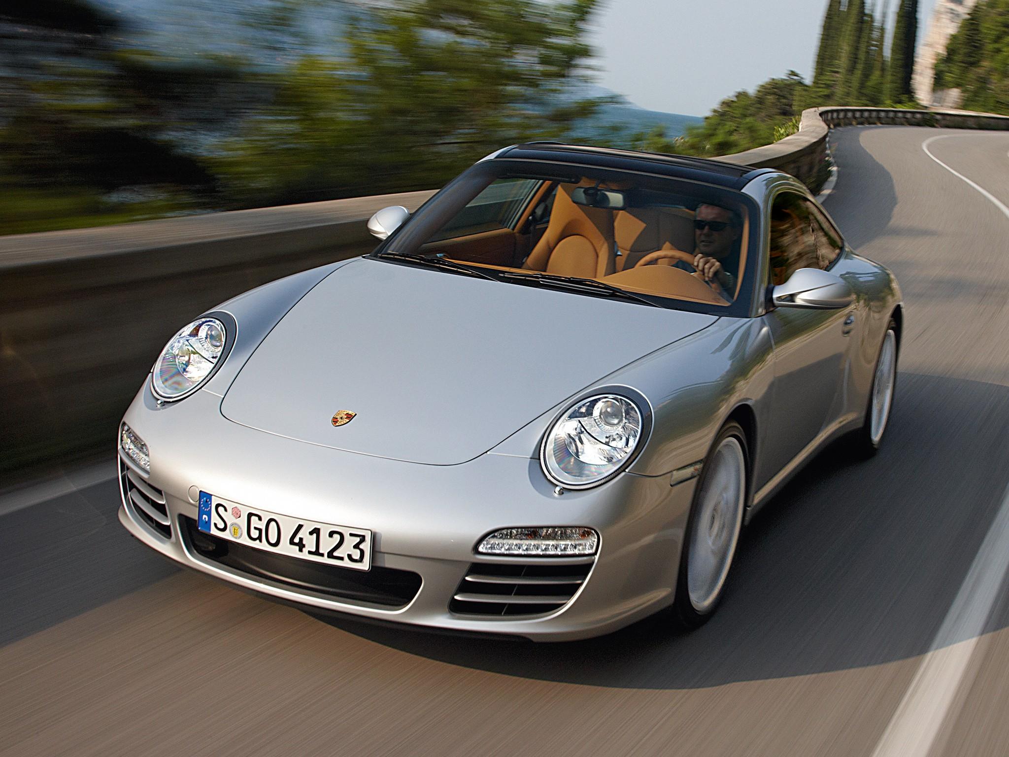 Porsche 911 Carrera Targa 4 997 2008 2009 2010 2011