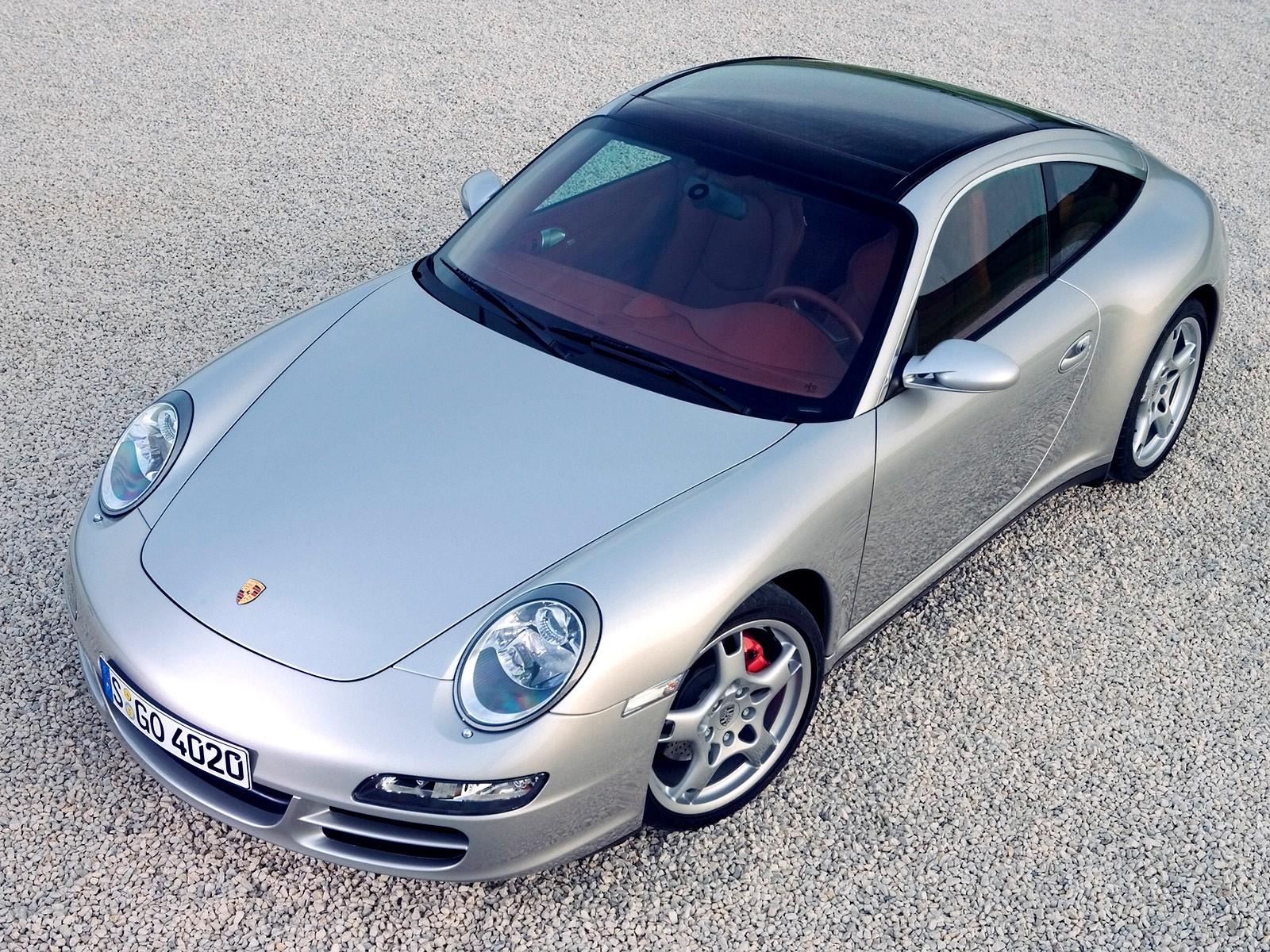 porsche 911 carrera targa 4s 997 2006 2008