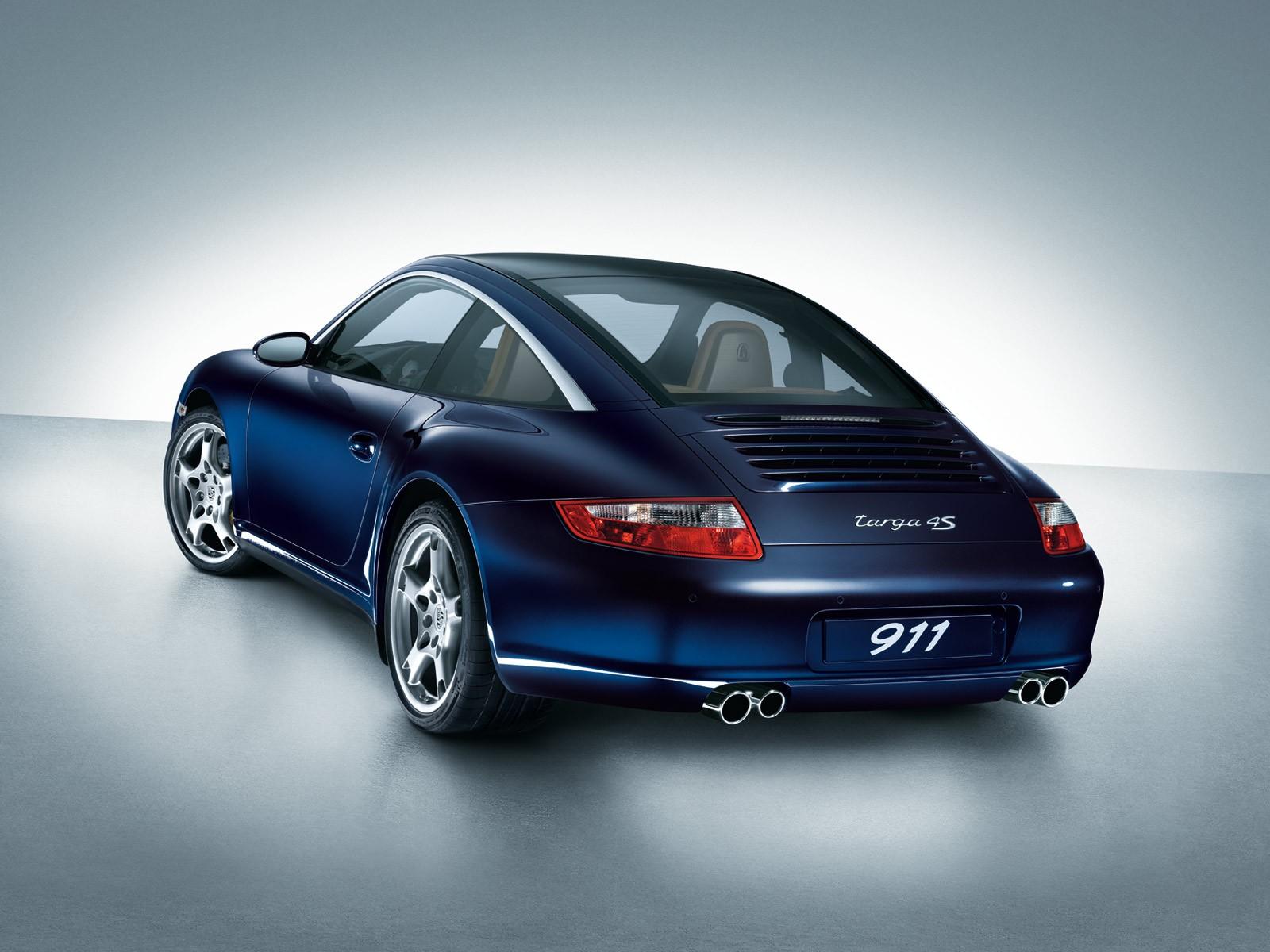 2006 porsche 911 targa - photo #6