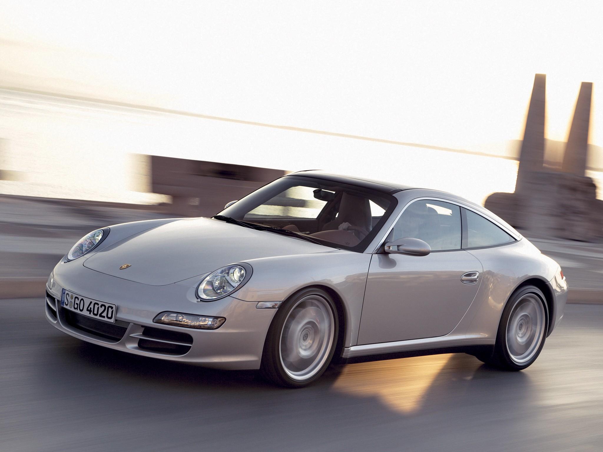 911 Targa 4S >> PORSCHE 911 Carrera Targa 4S (997) specs & photos - 2006, 2007, 2008 - autoevolution