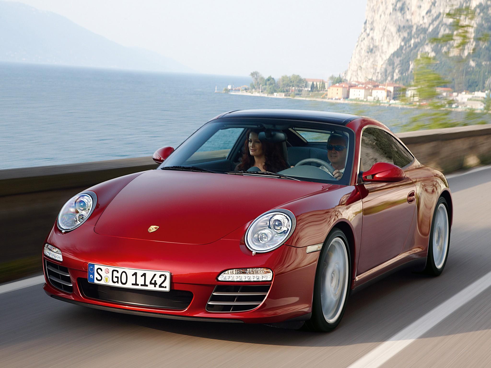 Porsche 911 Carrera Targa 4s 997 Specs Amp Photos 2008