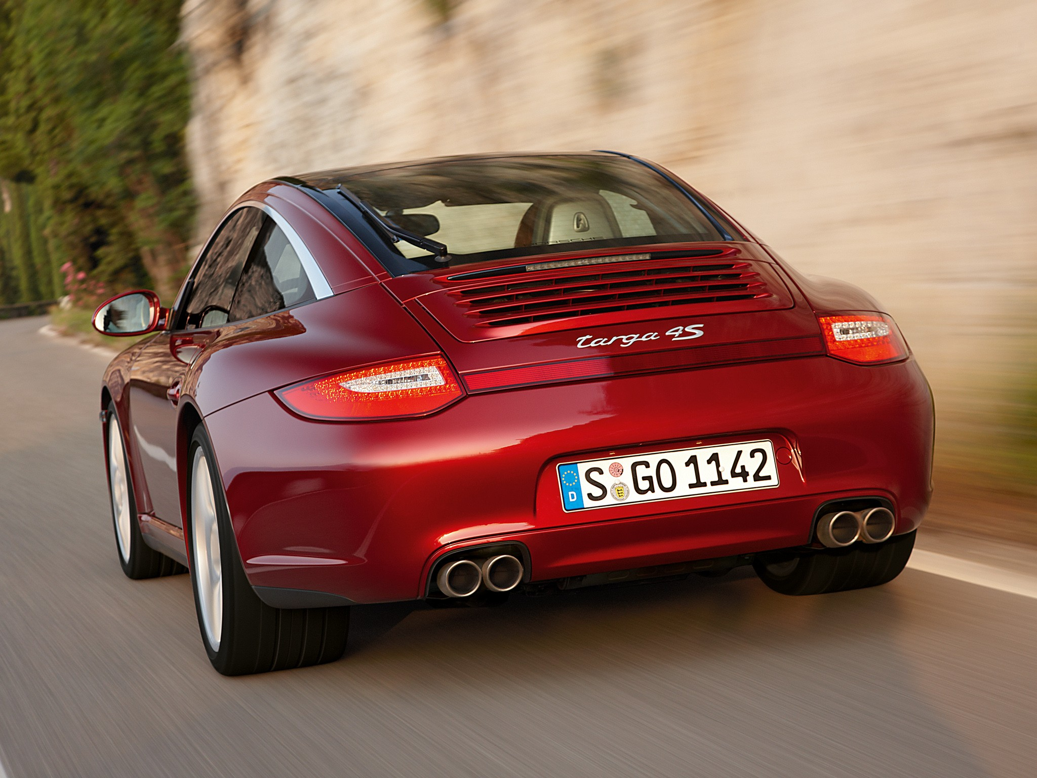 porsche 911 carrera targa 4s 997 specs photos 2008. Black Bedroom Furniture Sets. Home Design Ideas