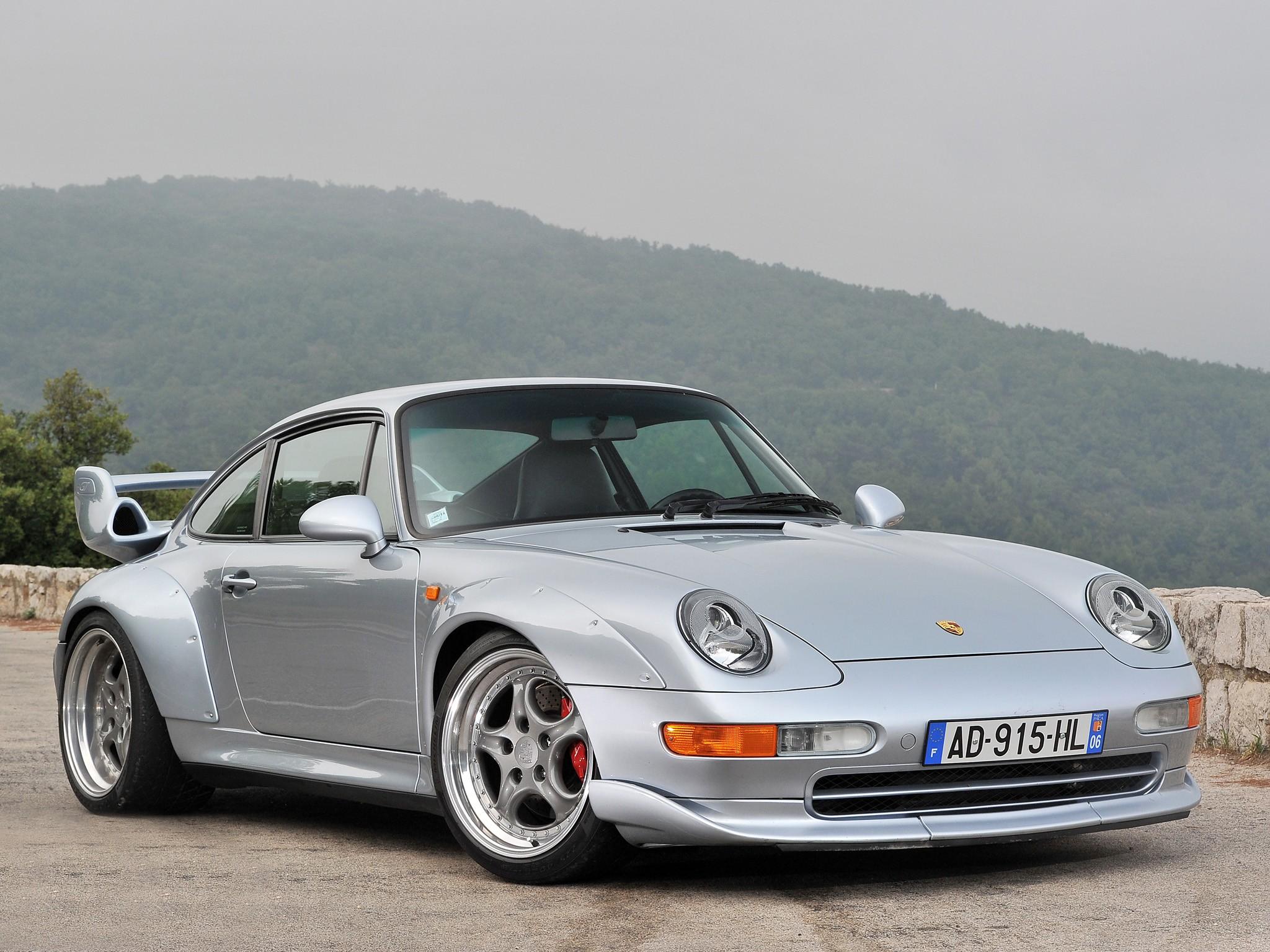 Porsche 911 Gt2  993  Specs  U0026 Photos - 1995  1996  1997