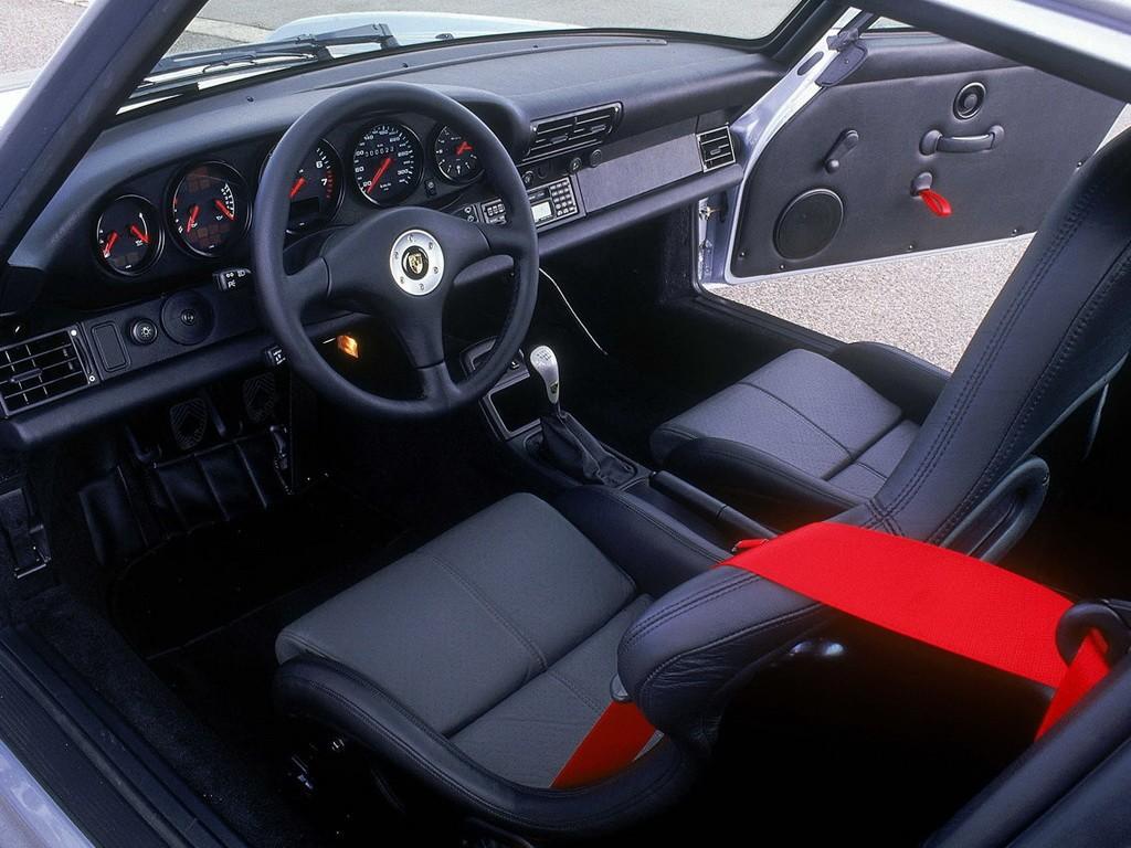 Porsche Carrera S >> PORSCHE 911 GT2 (993) - 1995, 1996, 1997 - autoevolution