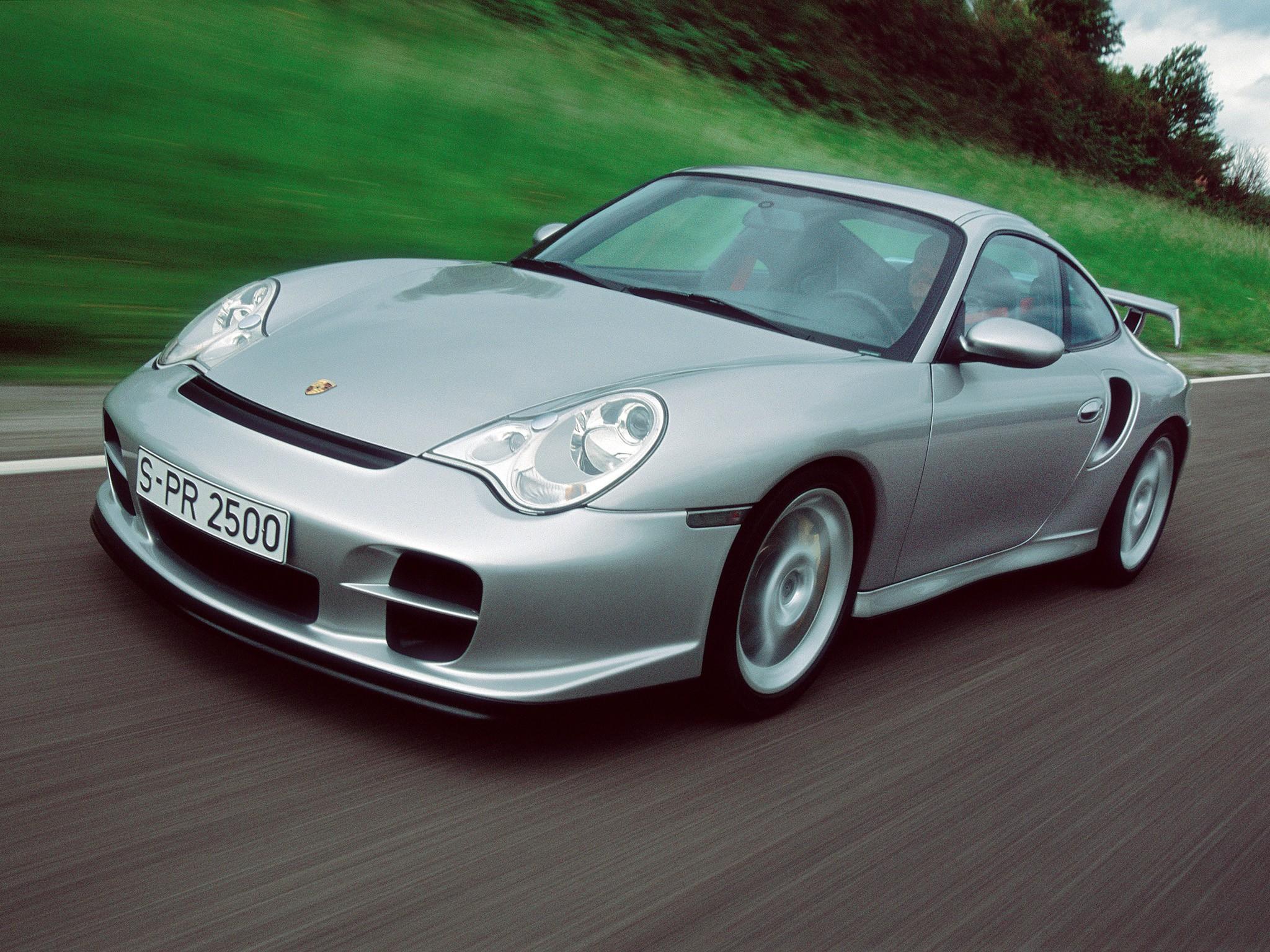porsche 911 gt2 996 2001 2006