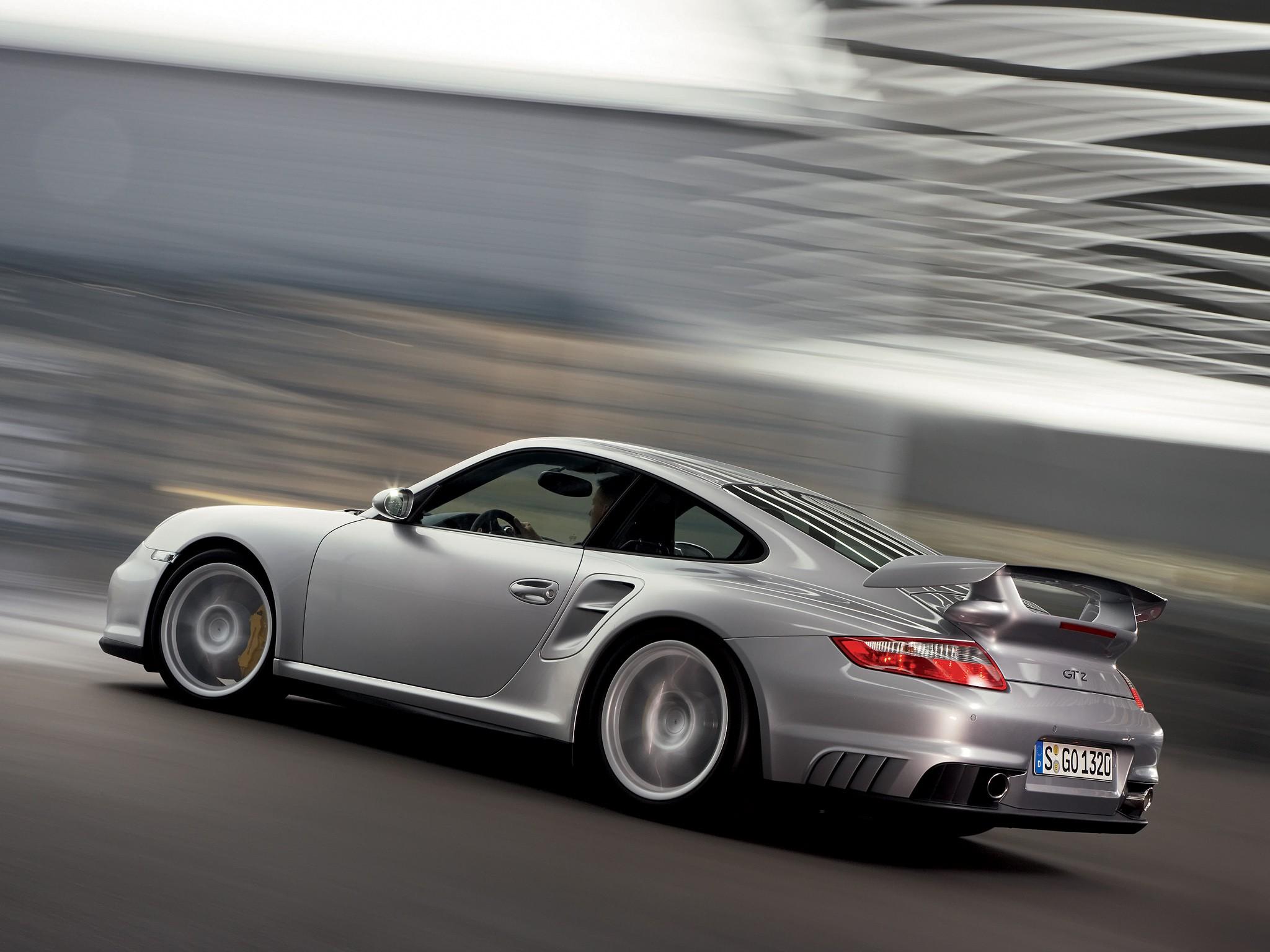 Porsche 911 Gt2 997 Specs Amp Photos 2007 2008 2009