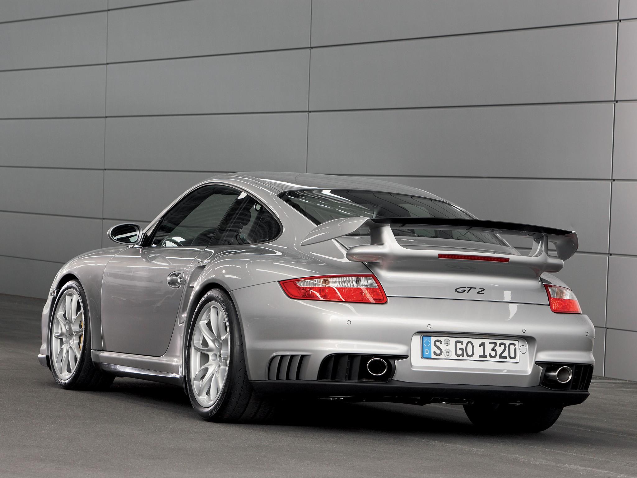 Porsche 911 Gt2 997 2007 2008 2009 Autoevolution