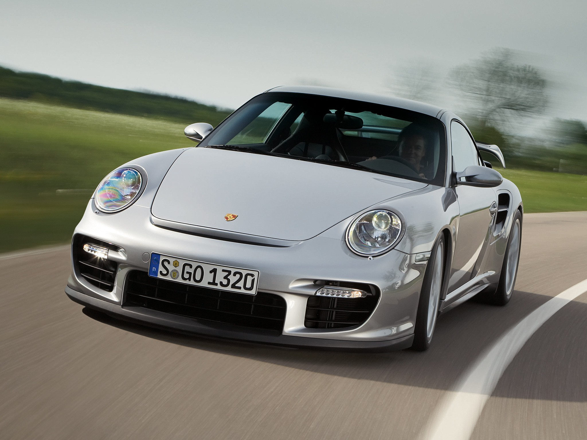 Porsche 911 Gt2 997 Specs Amp Photos 2007 2008 2009